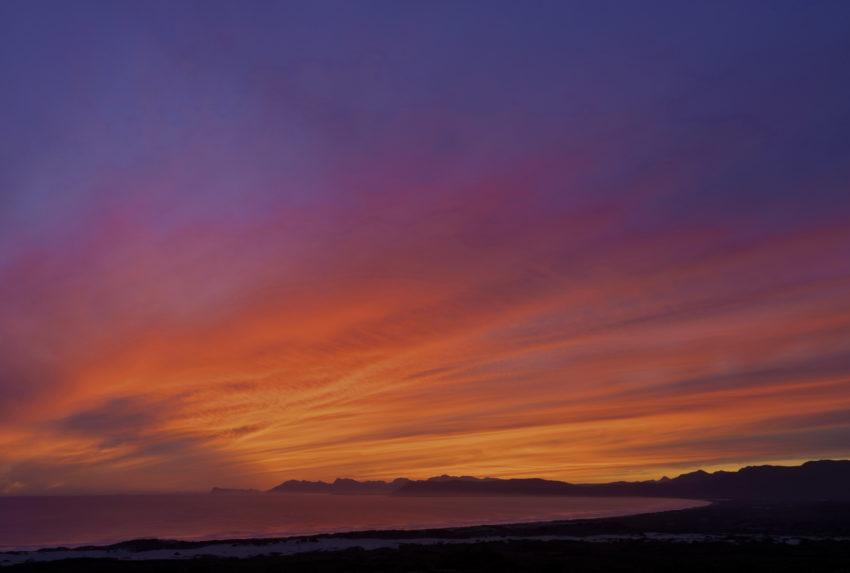 Walker Bay Sunset_D334328