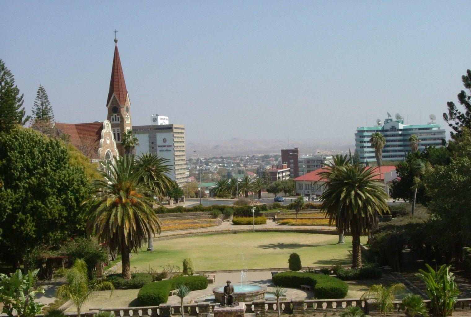 Windhoek Area Image