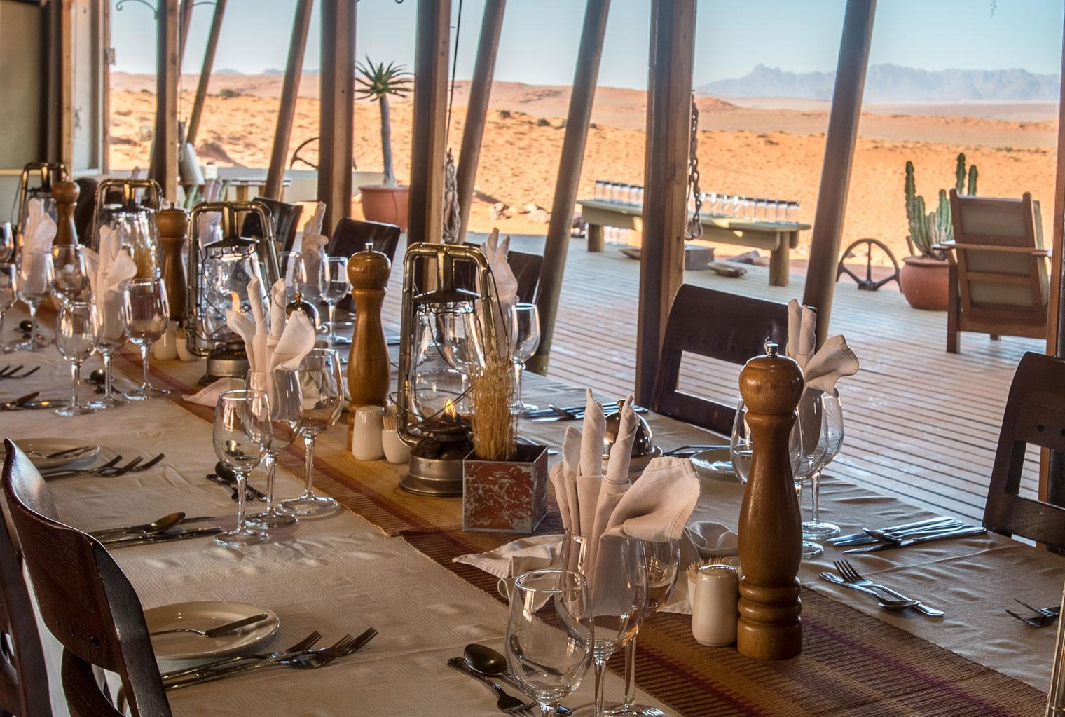 Wolwedans-Dune-Camp-Namibia-Dining-Area