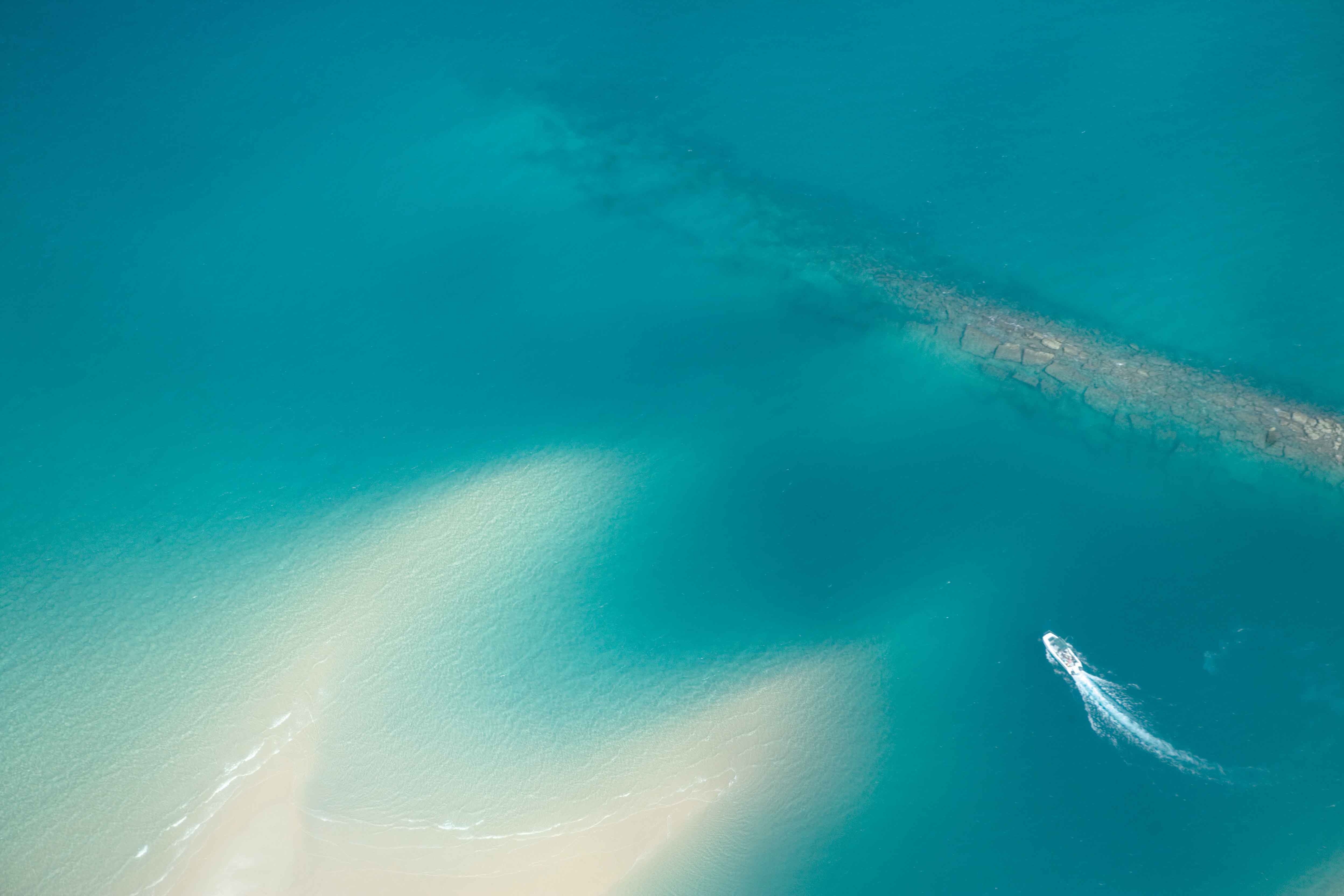 Azura Benguerra Mozambique Aerial