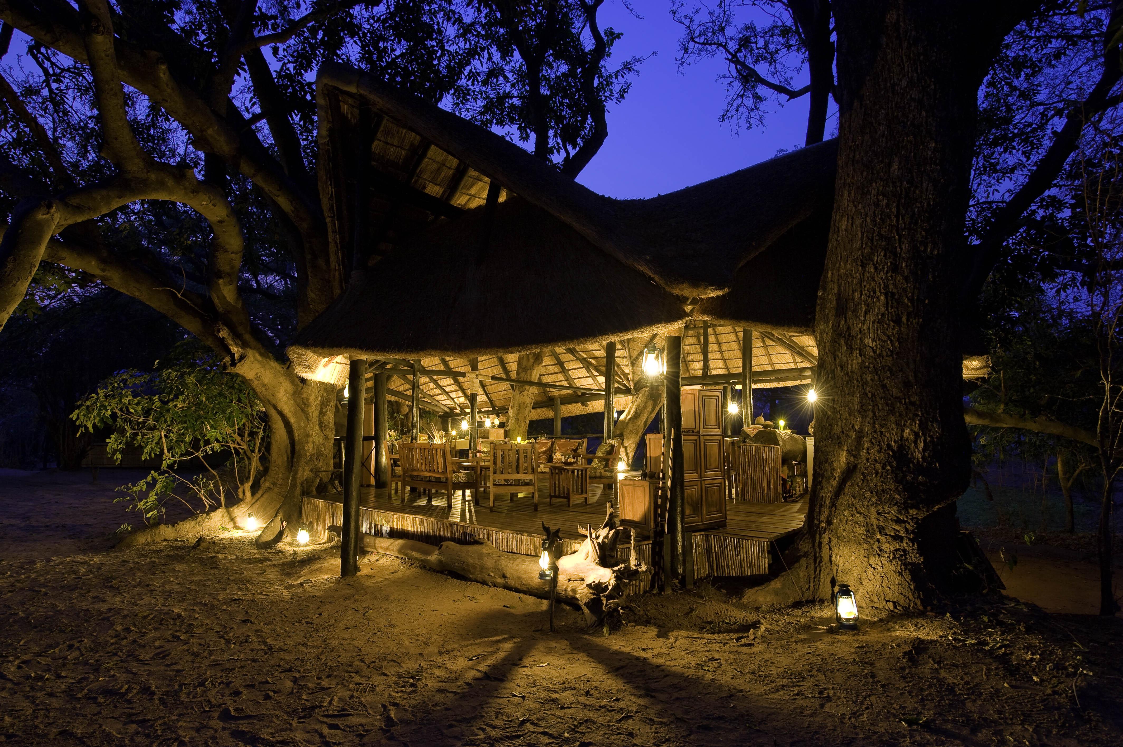 Bilimungwe Camp Zambia Exterior