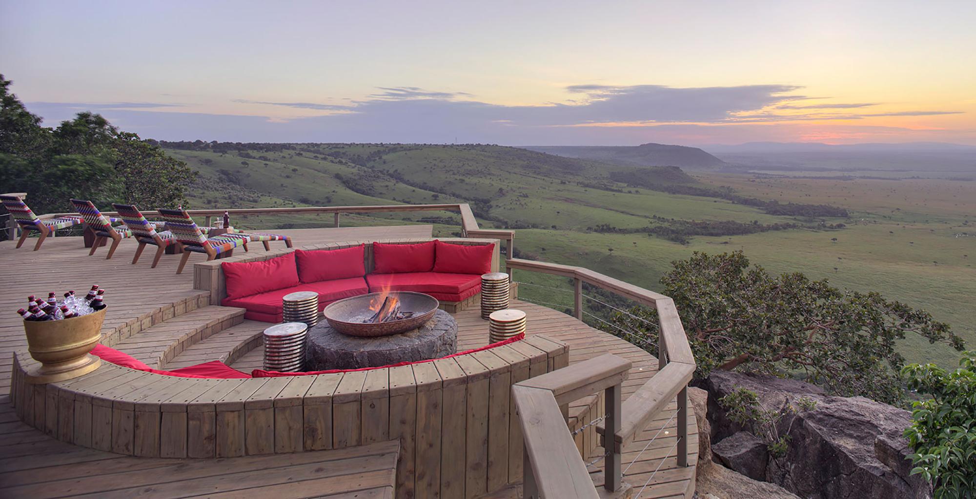 Kenya-Angama-Mara-Campfire