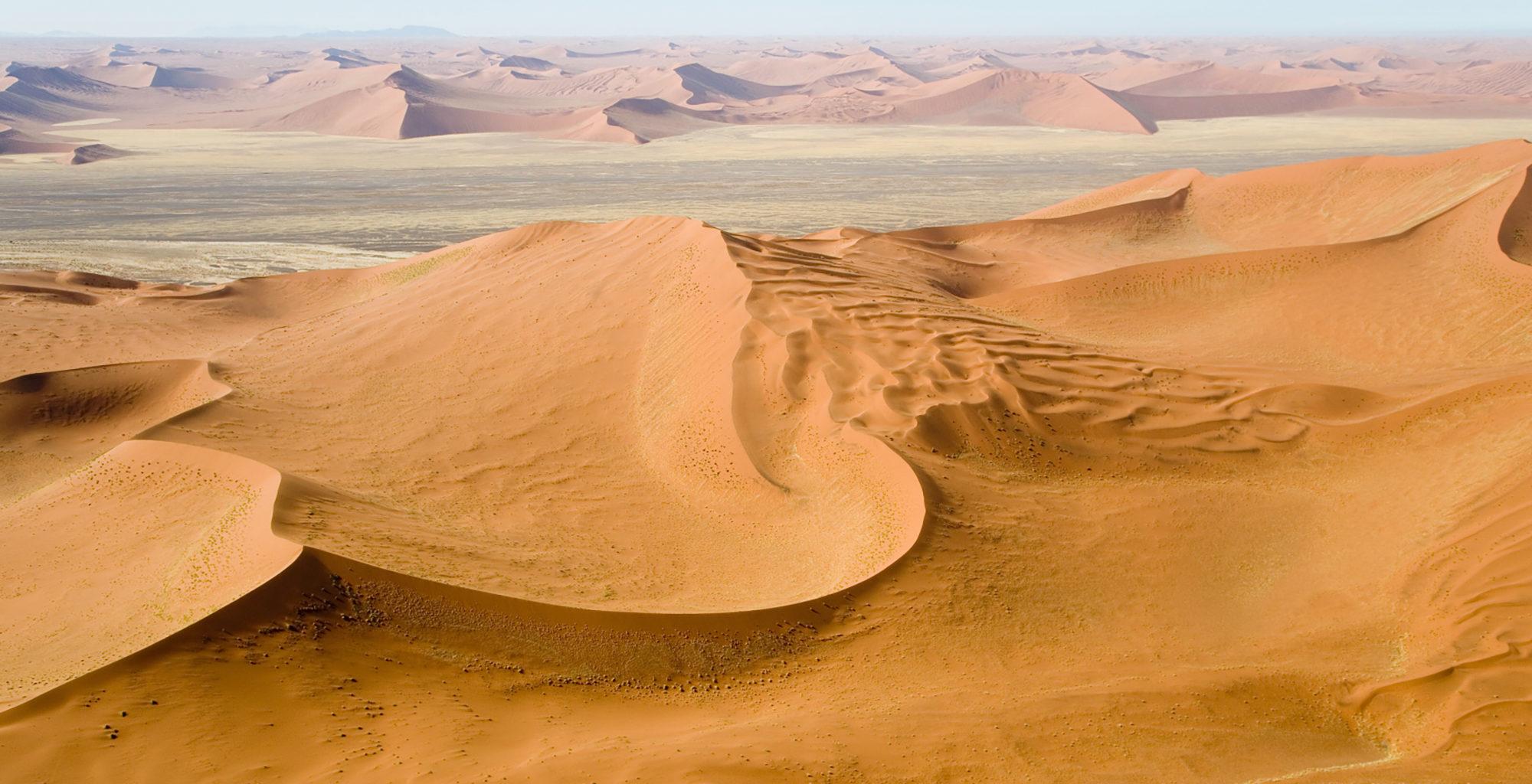 Namibia-Skeleton-Coast-Landscape-Aerial