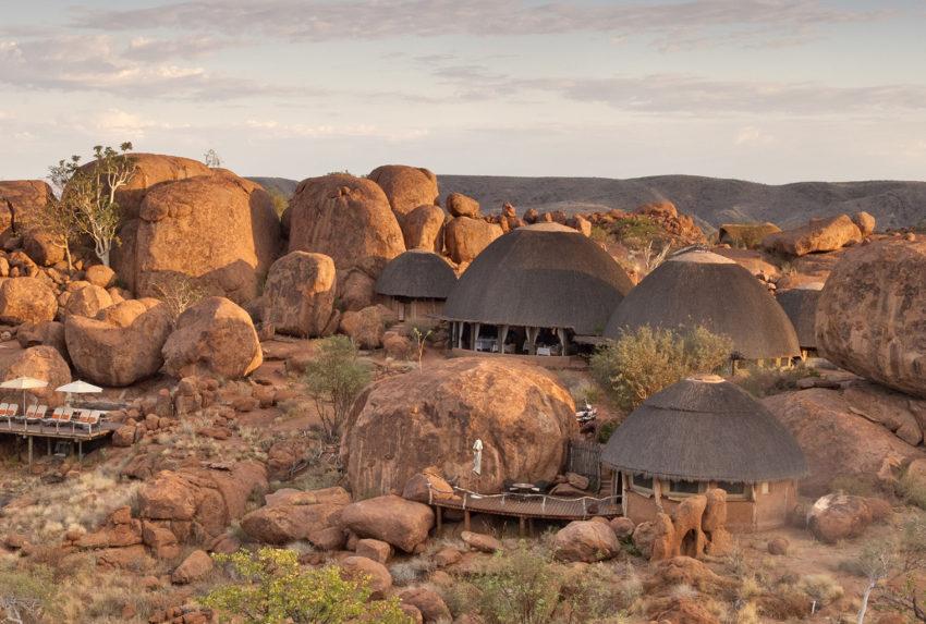 Namibia-Mowani-Mountain-Camp-Aerial