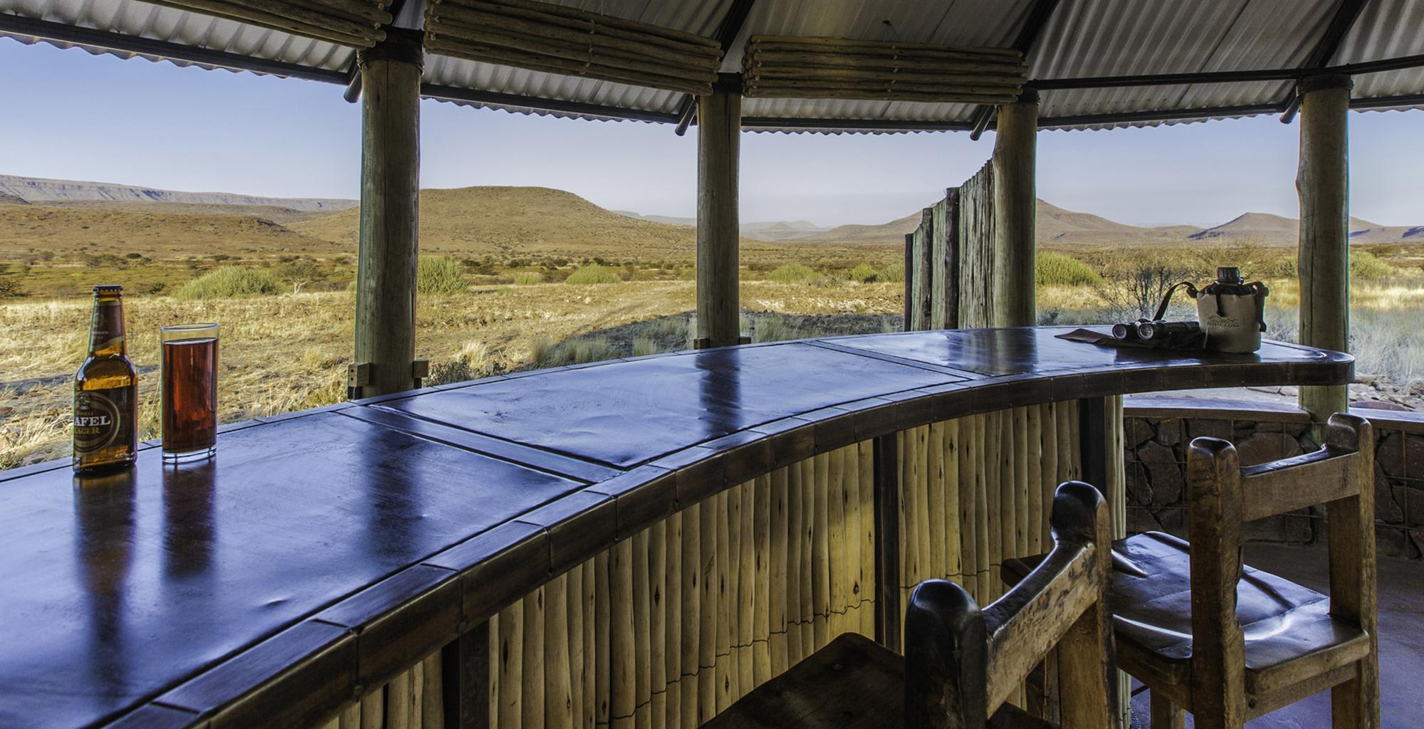 Namibia-Etendeka-Mountain-Camp-Bar