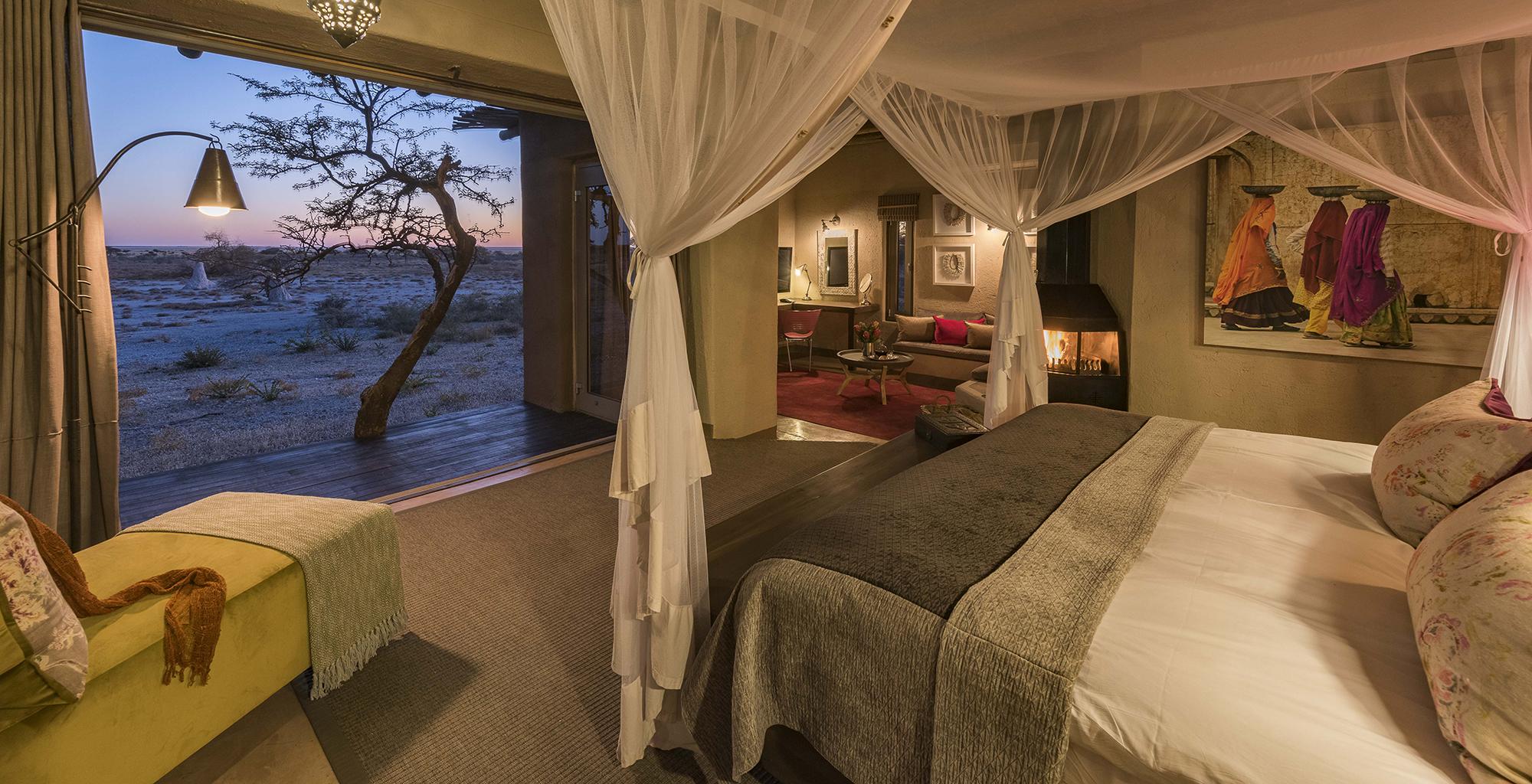 Namibia-Onguma-Fort-Bedroom