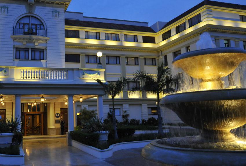 Mozambique-Maputo-Inhambane-Polona-Serena-Hotel-Exterior