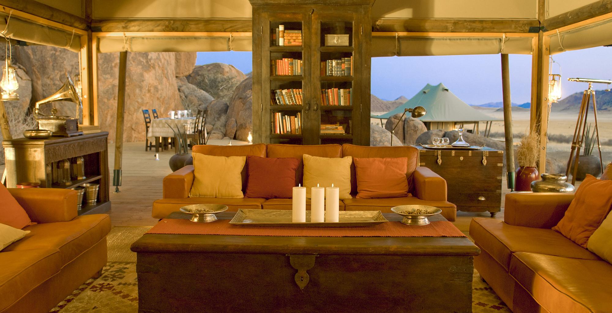 Namibia-Wolwedan-Boulder-Camp-Lounge