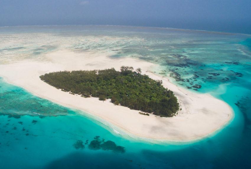 Tanzania-Mnemba-Island-Lodge-Aerial