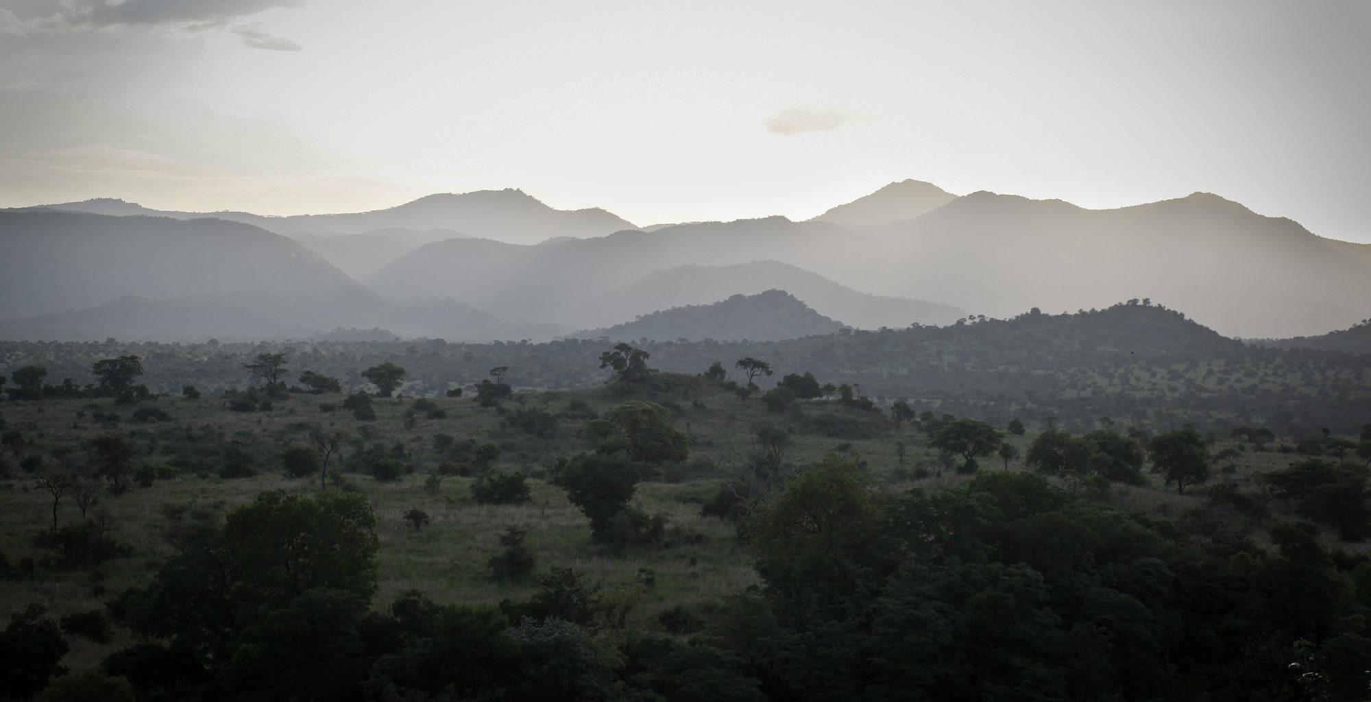 Uganda-Kidepo-Valley-Ladnscape