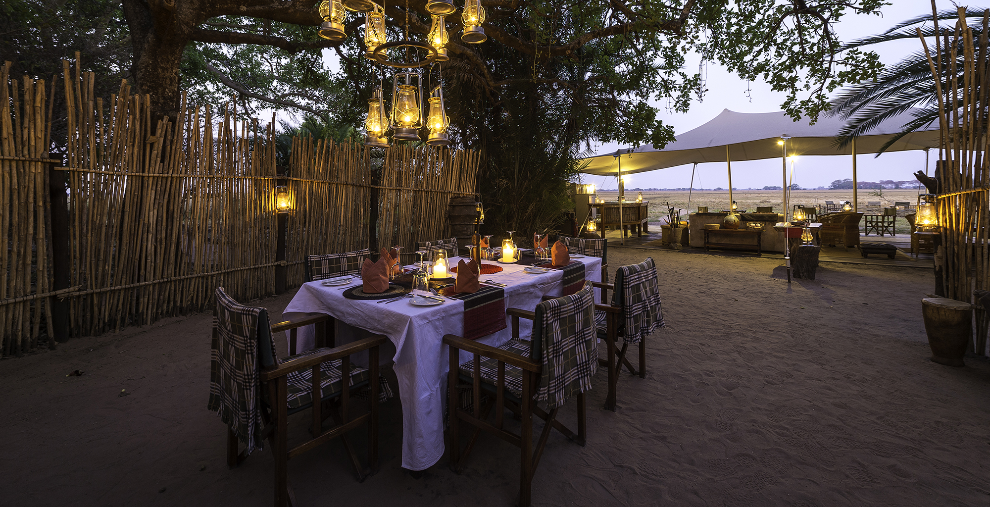 Zambia-Busanga-Bush-Camp-Dining