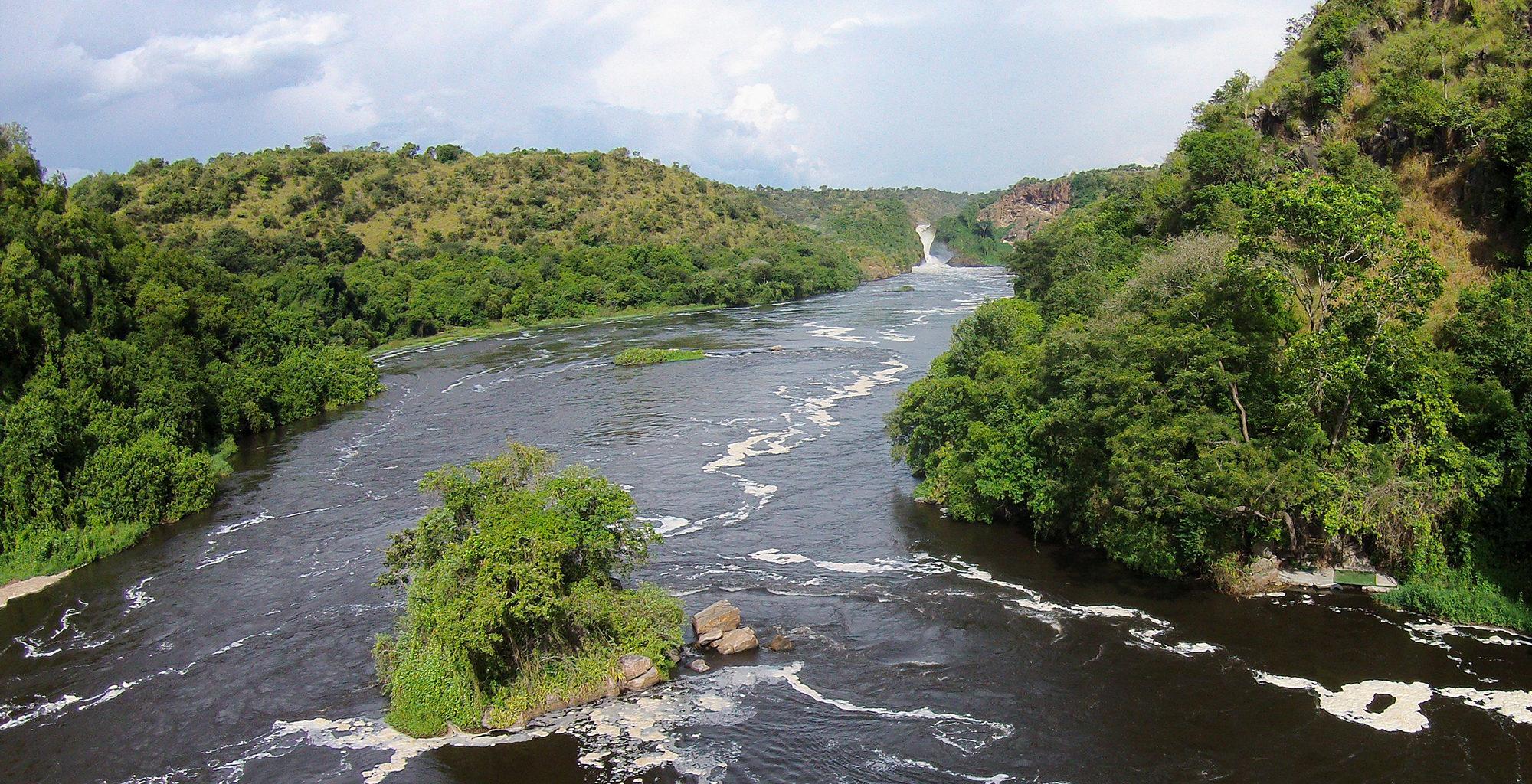 Uganda-Murchison-Falls-River