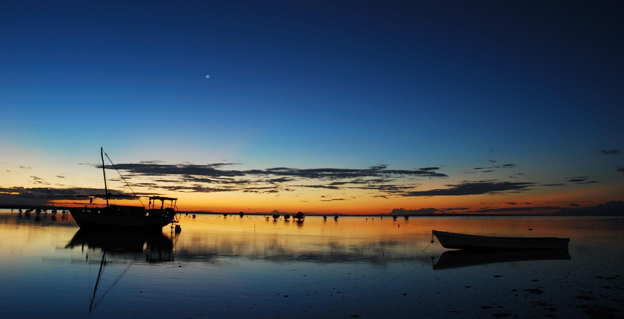 Mozambique-Quirimbas-Archipelago-Sunset