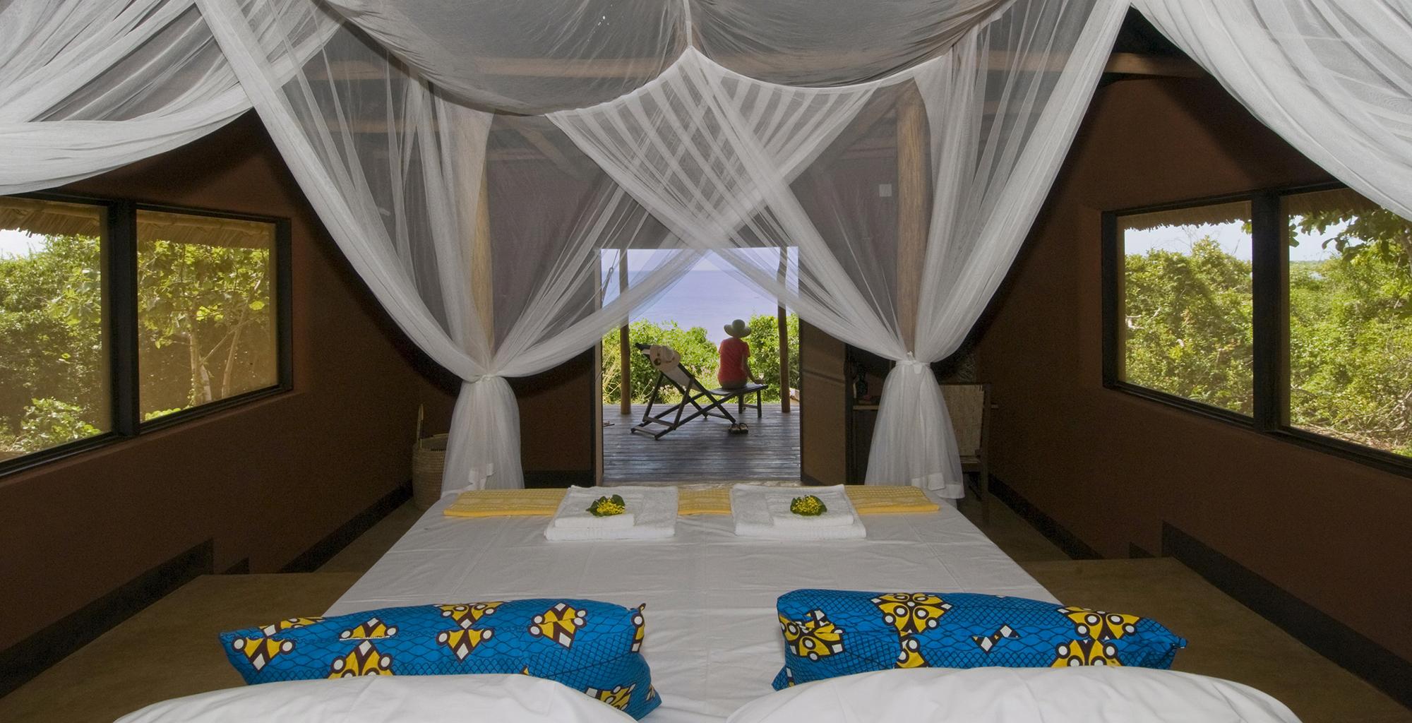Mozambique-Nampula-Ilha-Nuarra-Lodge-Bedroom