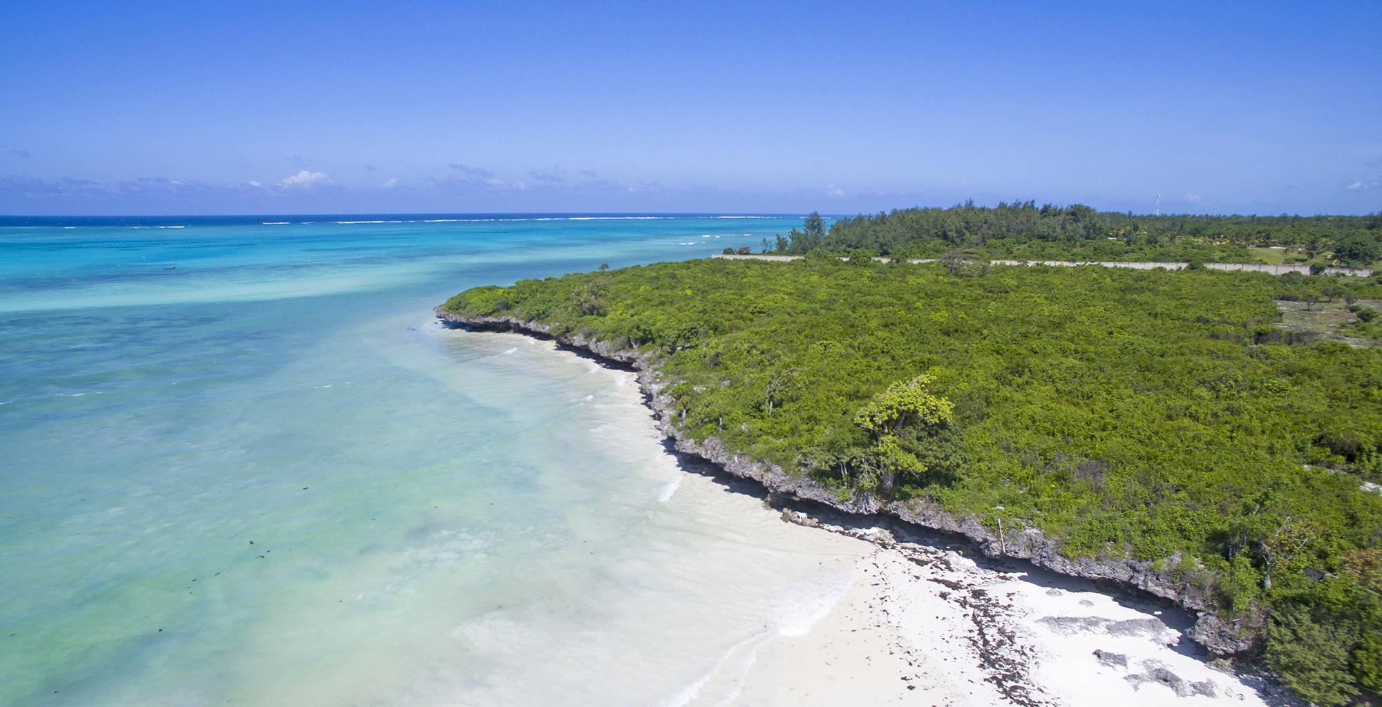 Zanzibar-Archipelago-Aerial