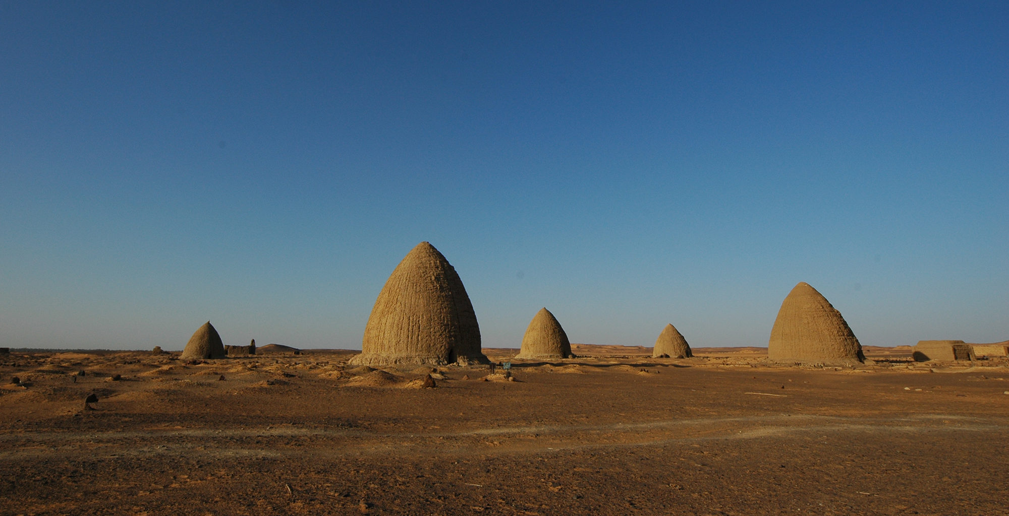 Sudan-Old-Dongola-Architecture