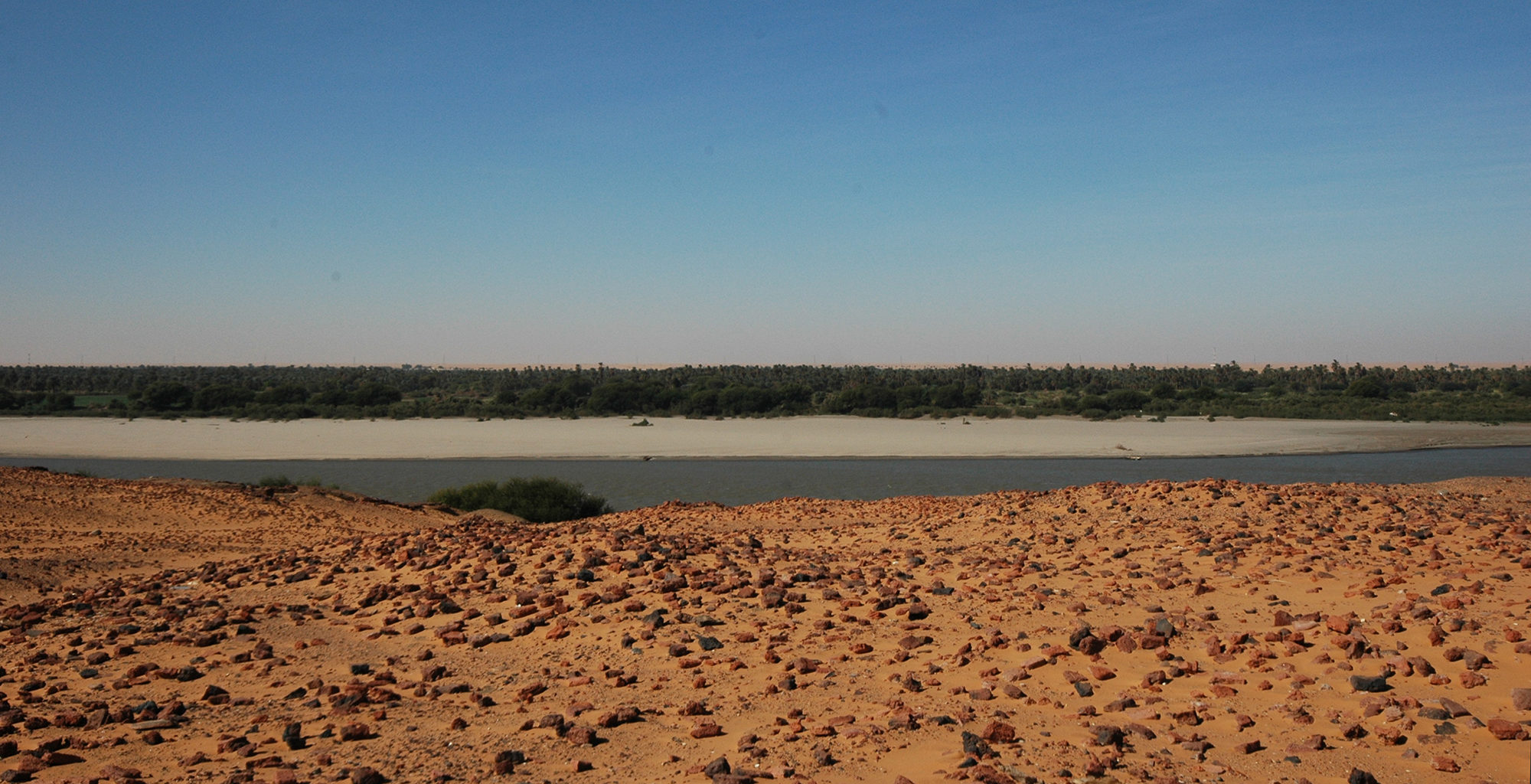 Sudan-Old-Dongola-River