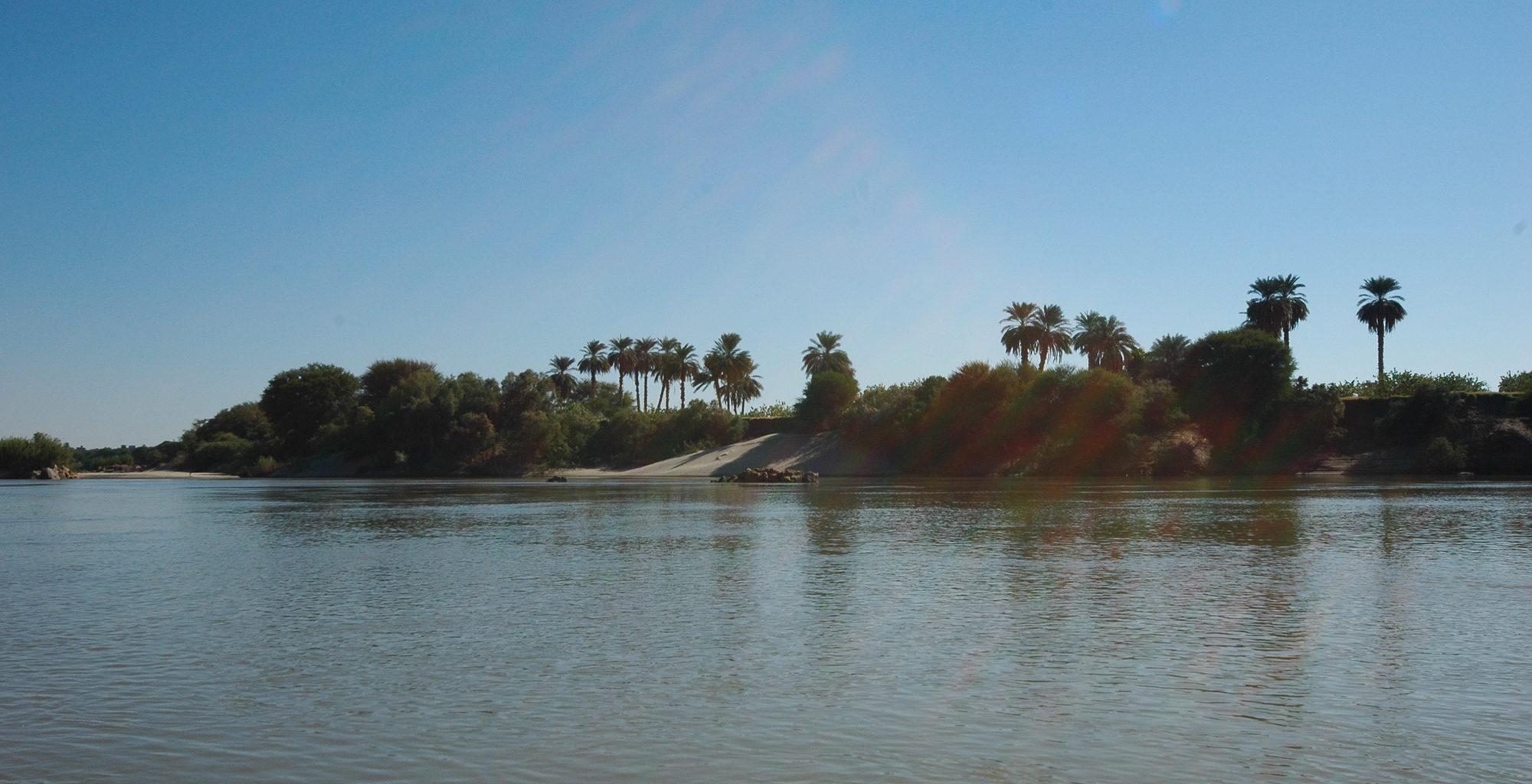 Sudan-Karima-River