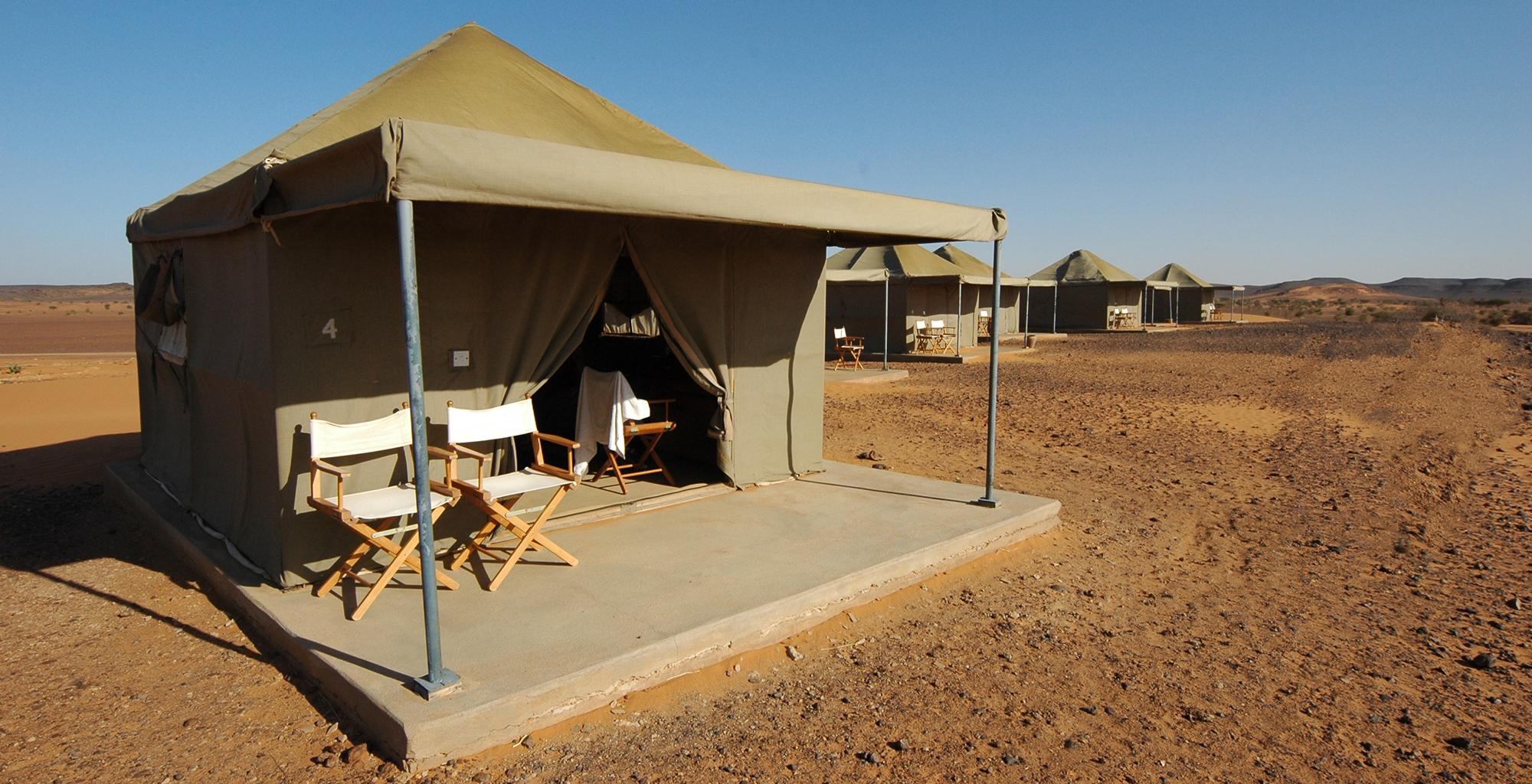Sudan-Meroe-Tented-Camp-Exterior