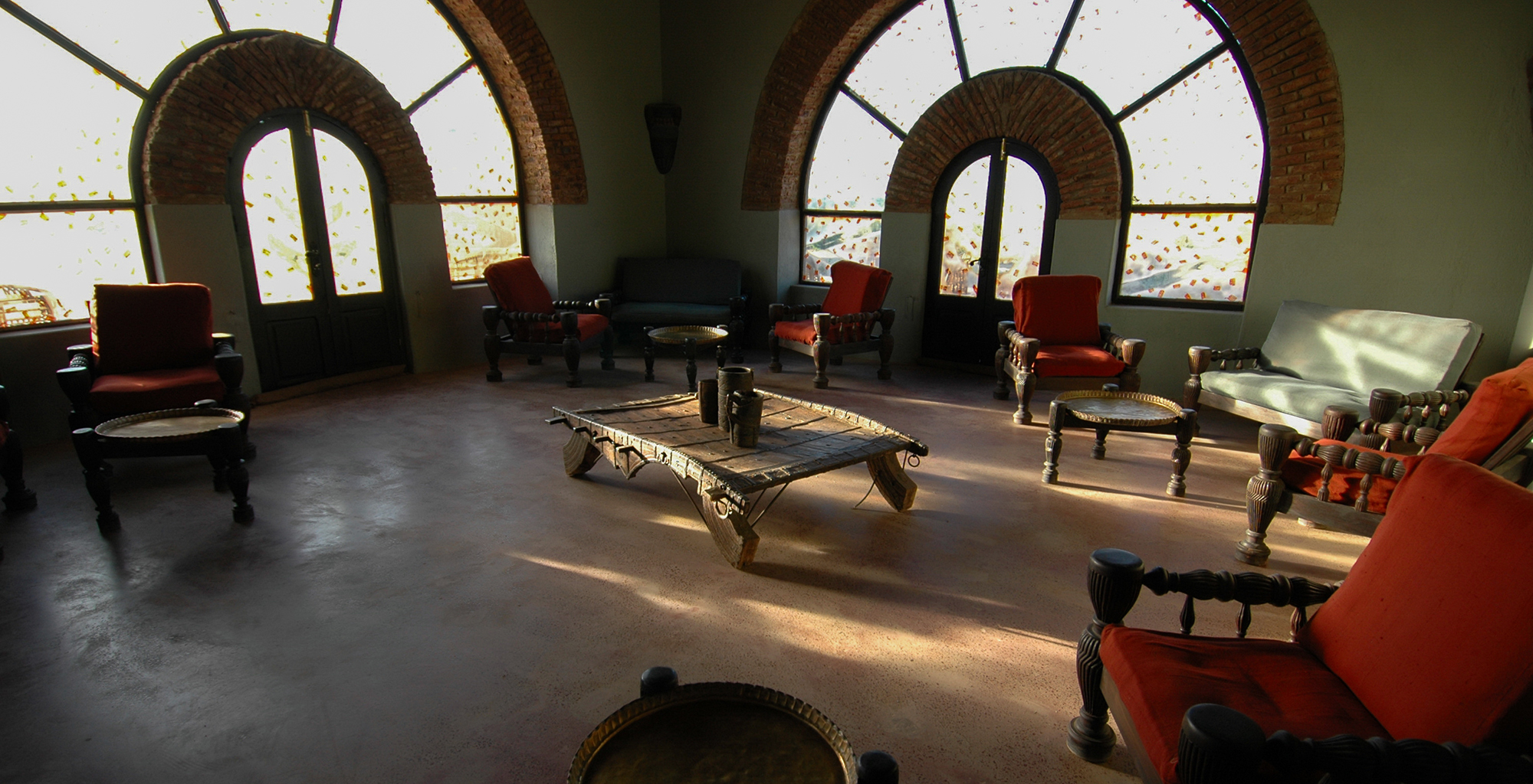Sudan-Nubian-Rest-House-Living-Room