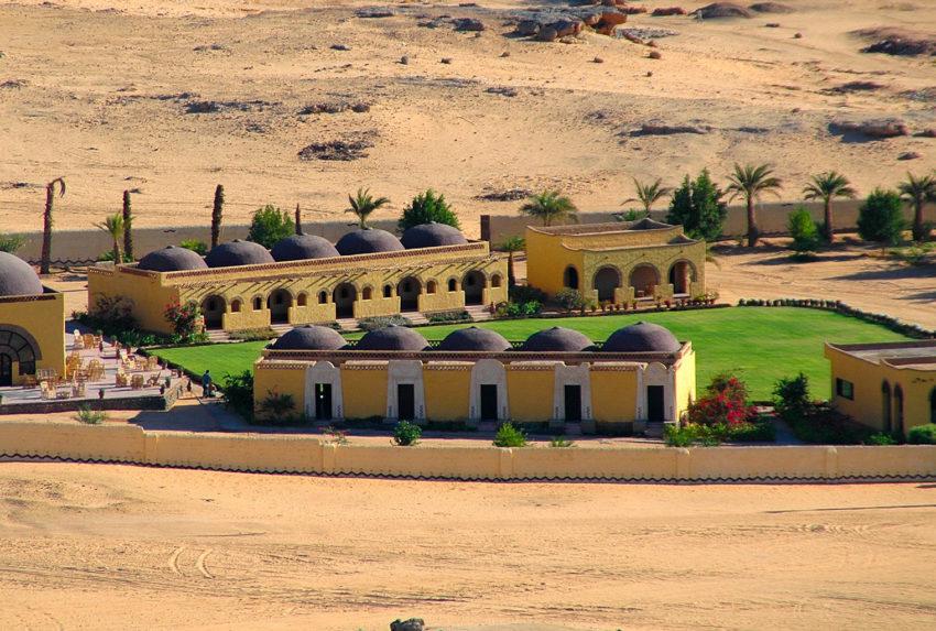 Sudan-Nubian-Rest-House-Aerial