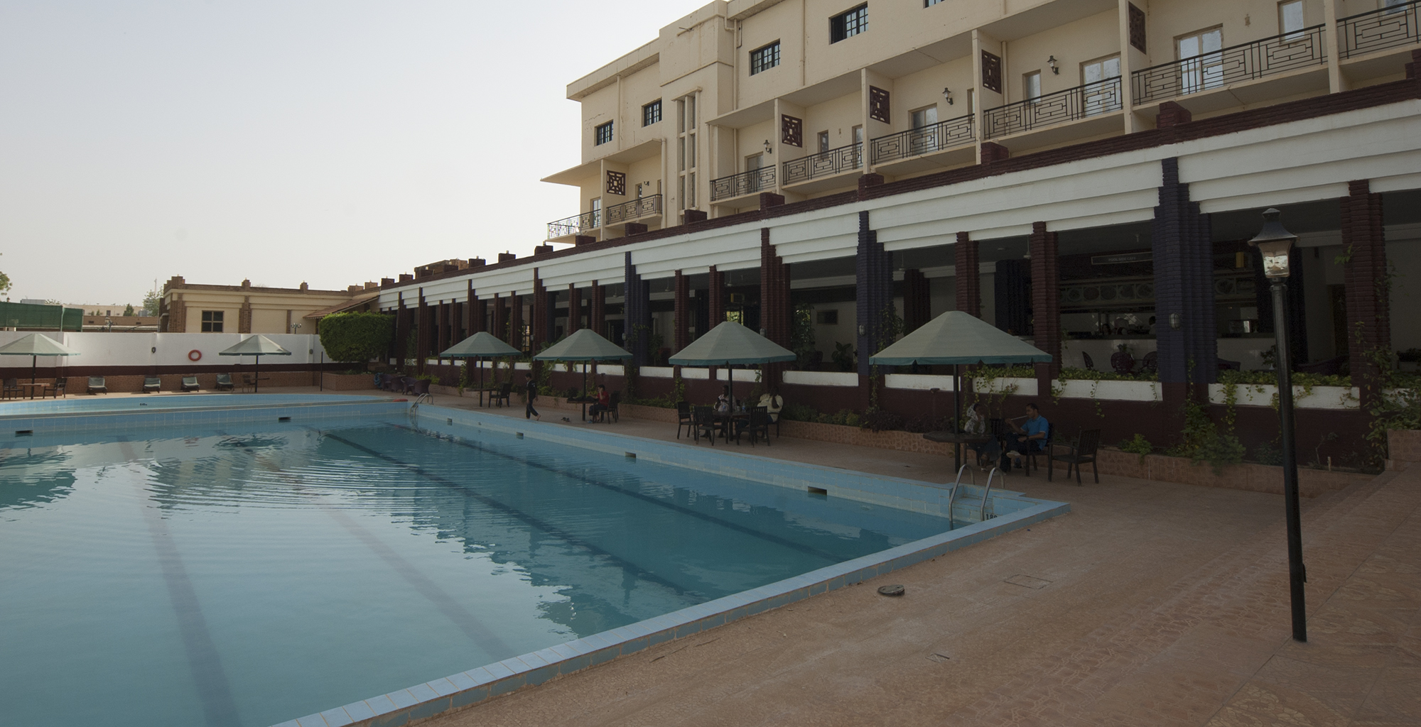 Sudan-Holiday-Villa-Pool