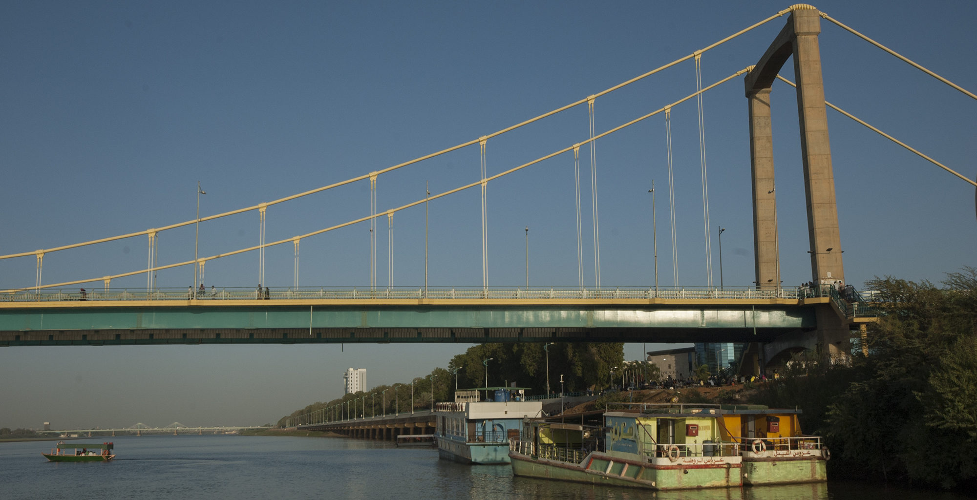 Sudan-Khartoum-Bridge