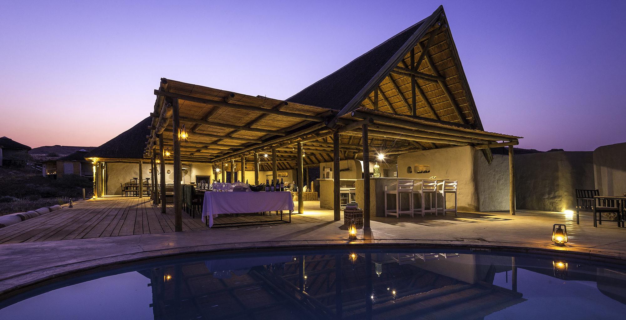 Namibia-Damaraland-Camp-Pool