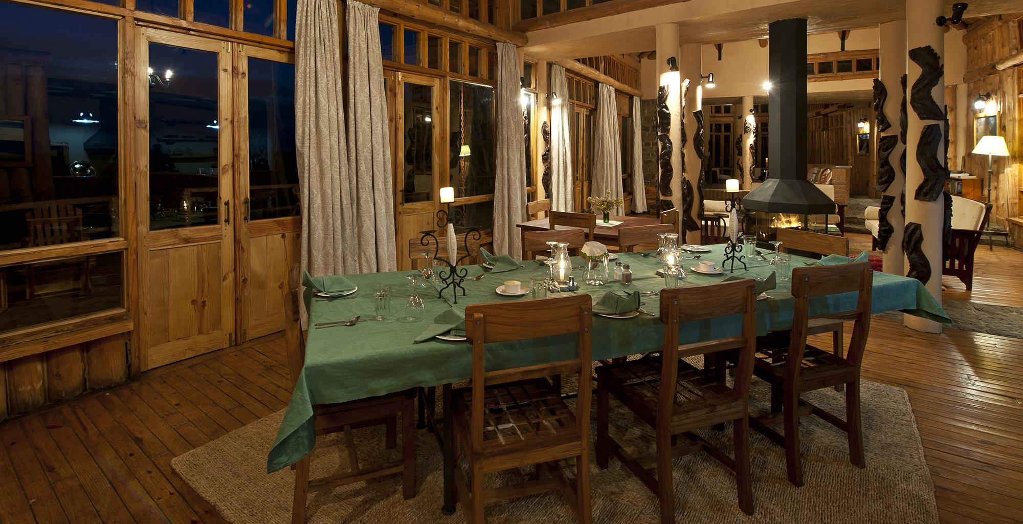 Malawi-Nyika-National-Park-Chelinda-Lodge-Dining