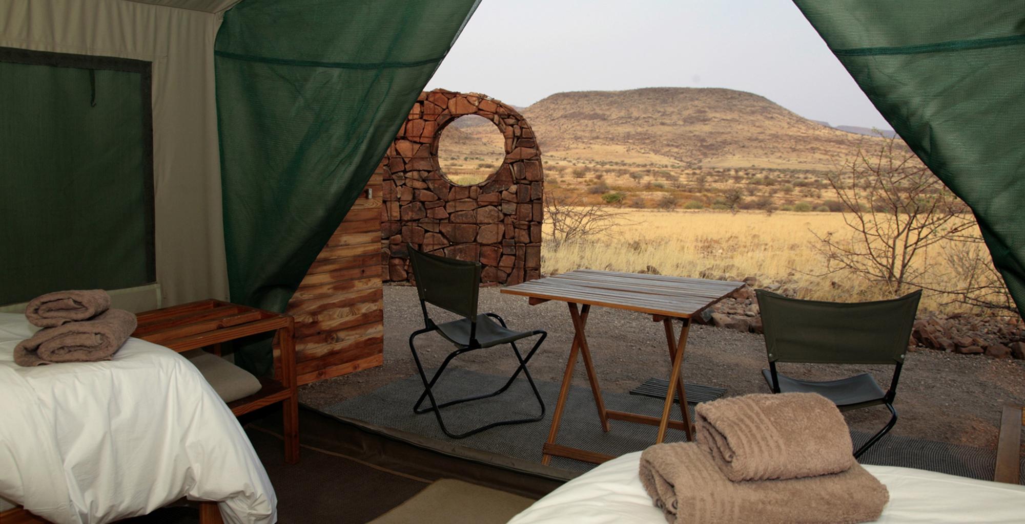 Namibia-Etendeka-Mountain-Camp-Bedroom-View
