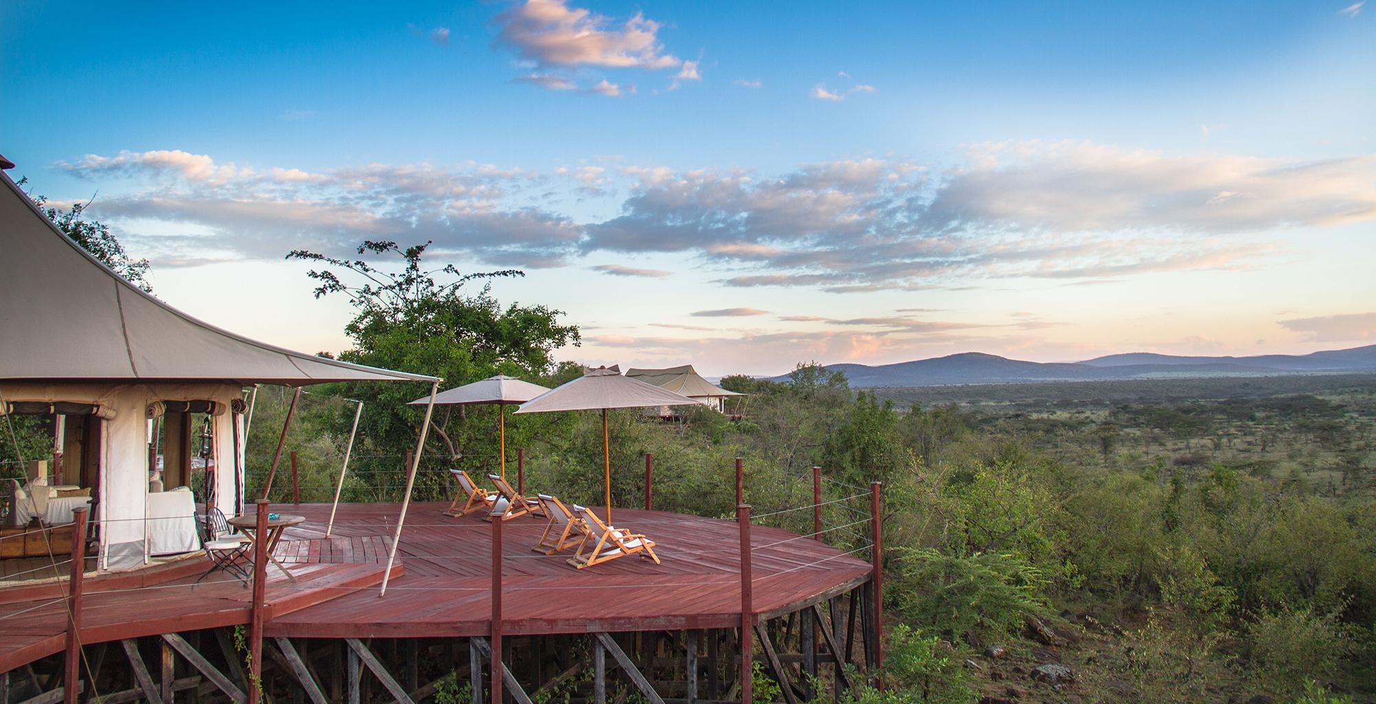 Kenya-Ol-Seki-Camp-Deck-View