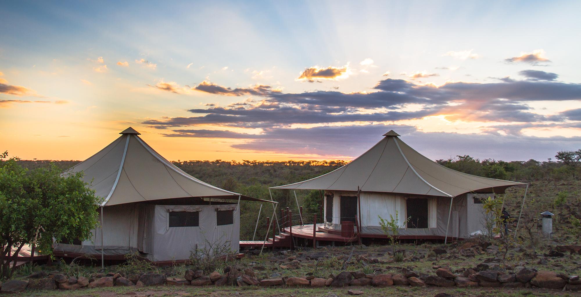 Kenya-Ol-Seki-Camp-Exterior