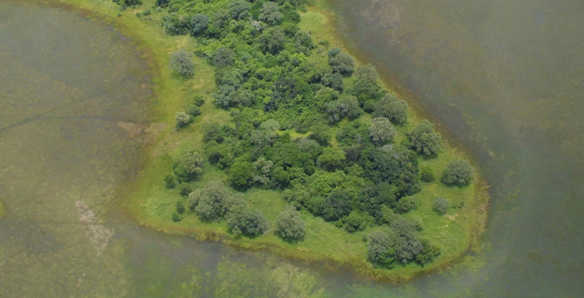 Zambia-Kapinga-Camp-Area-Aerial