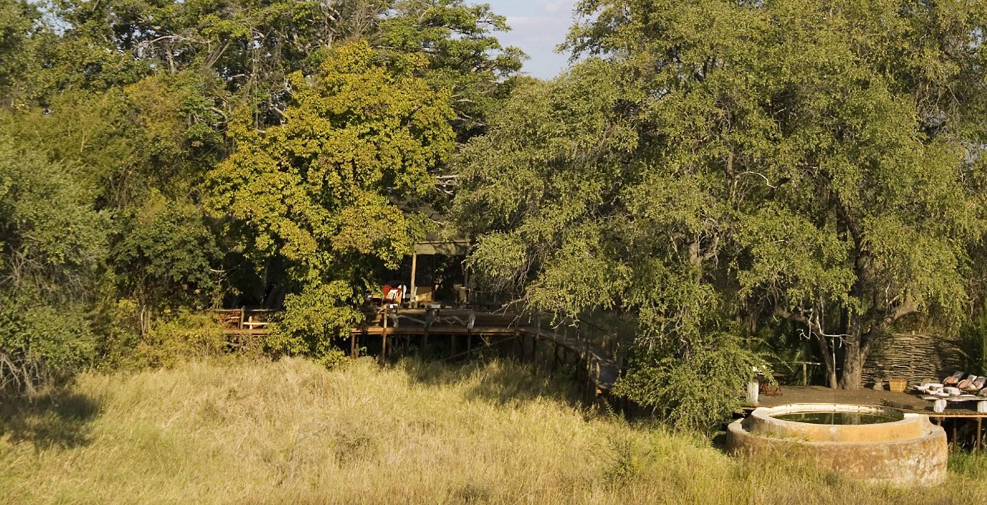 Zambia-Kapinga-Camp-Exterior
