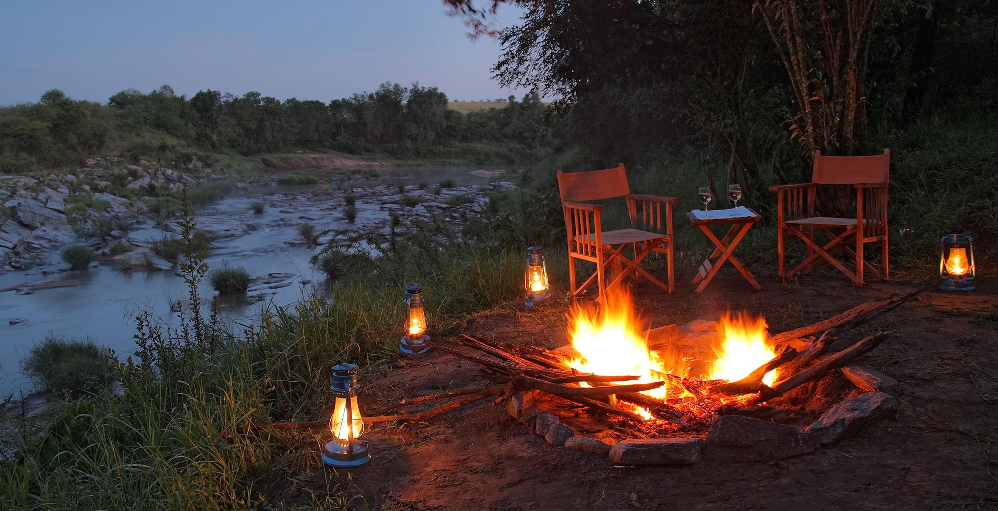 Kenya-Naibor-Campfire