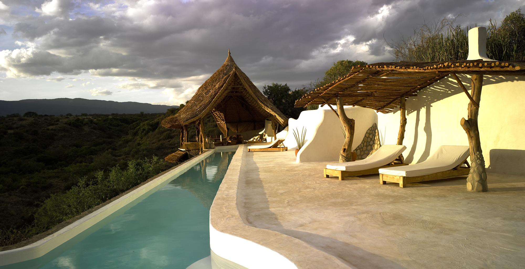 Kenya-Little-Shompole-Pool-View