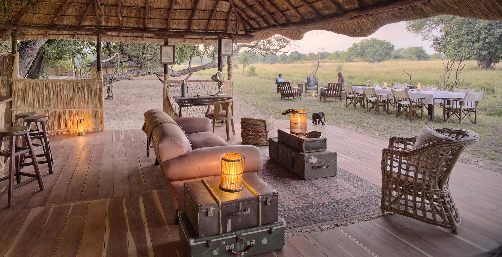 Zambia-Luwi-Camp-Lounge