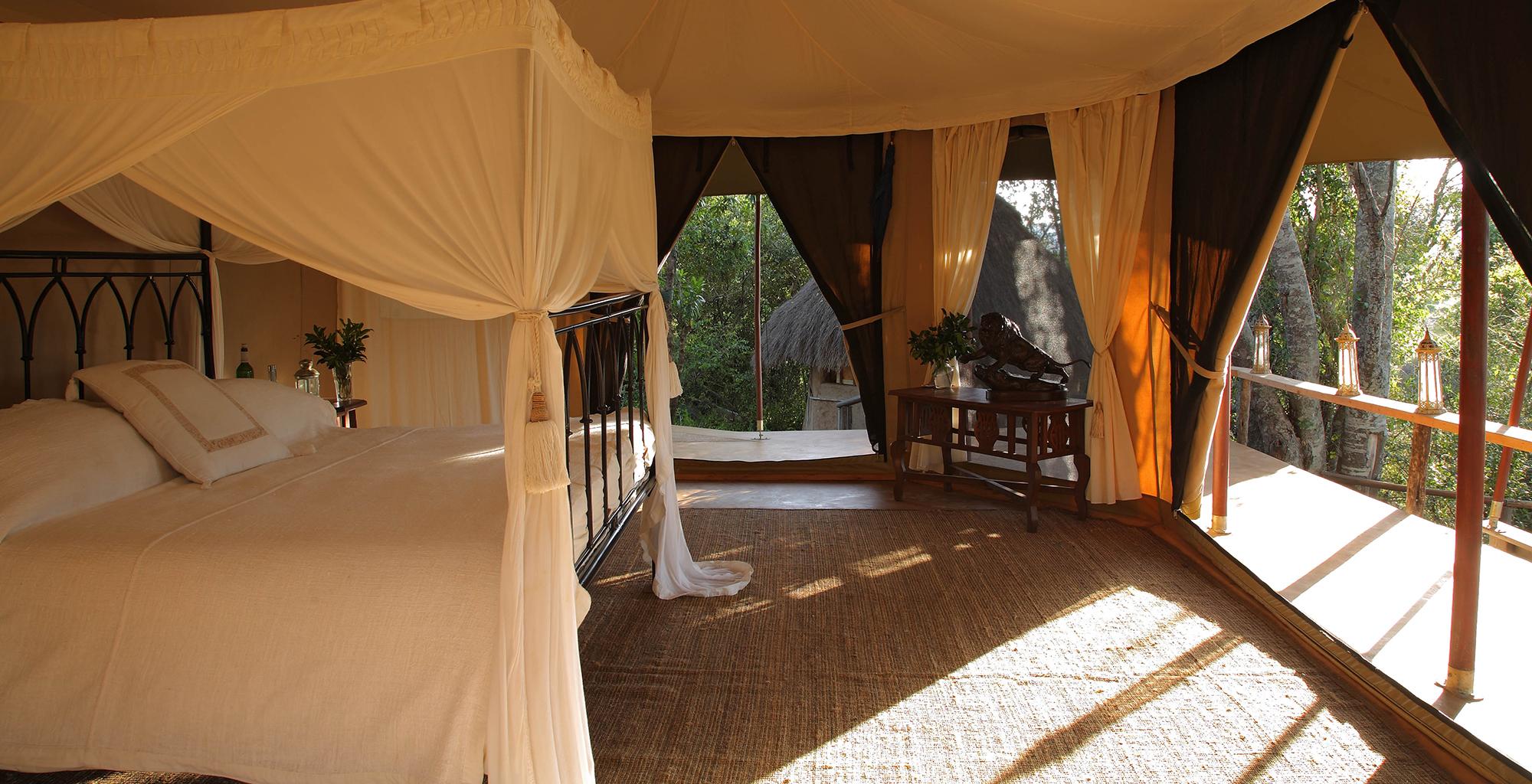 Kenya-Serian-Bedroom