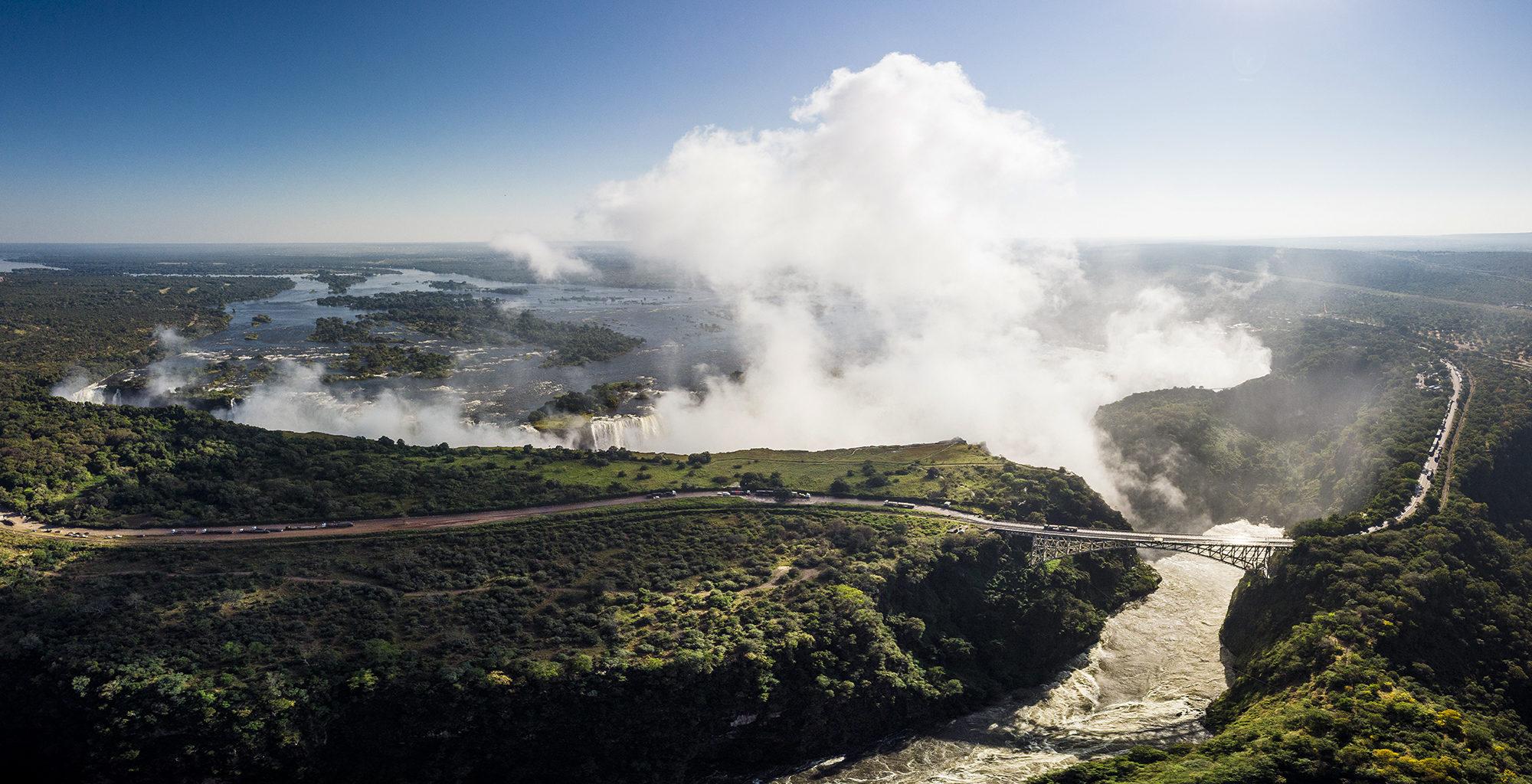 Zambia-Victoria-Falls-Landscape