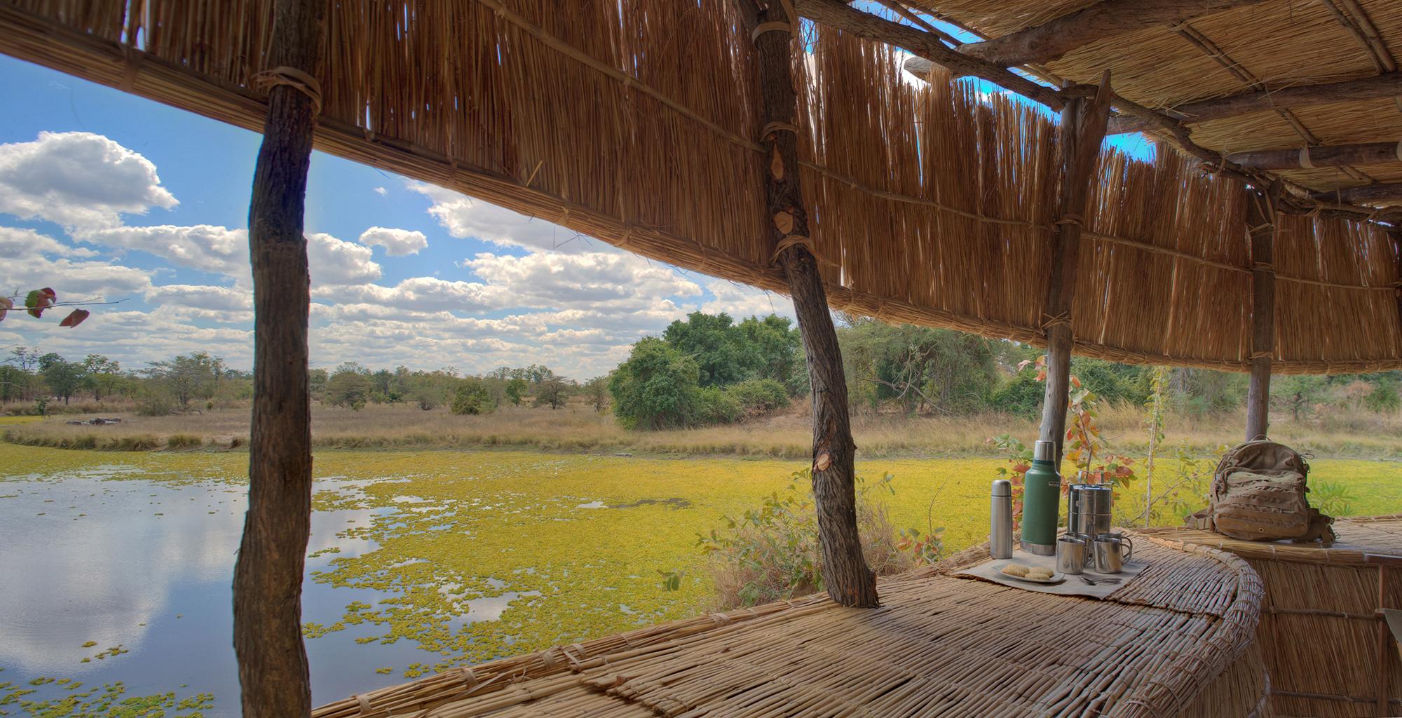 Zambia-Luwi-Camp-View