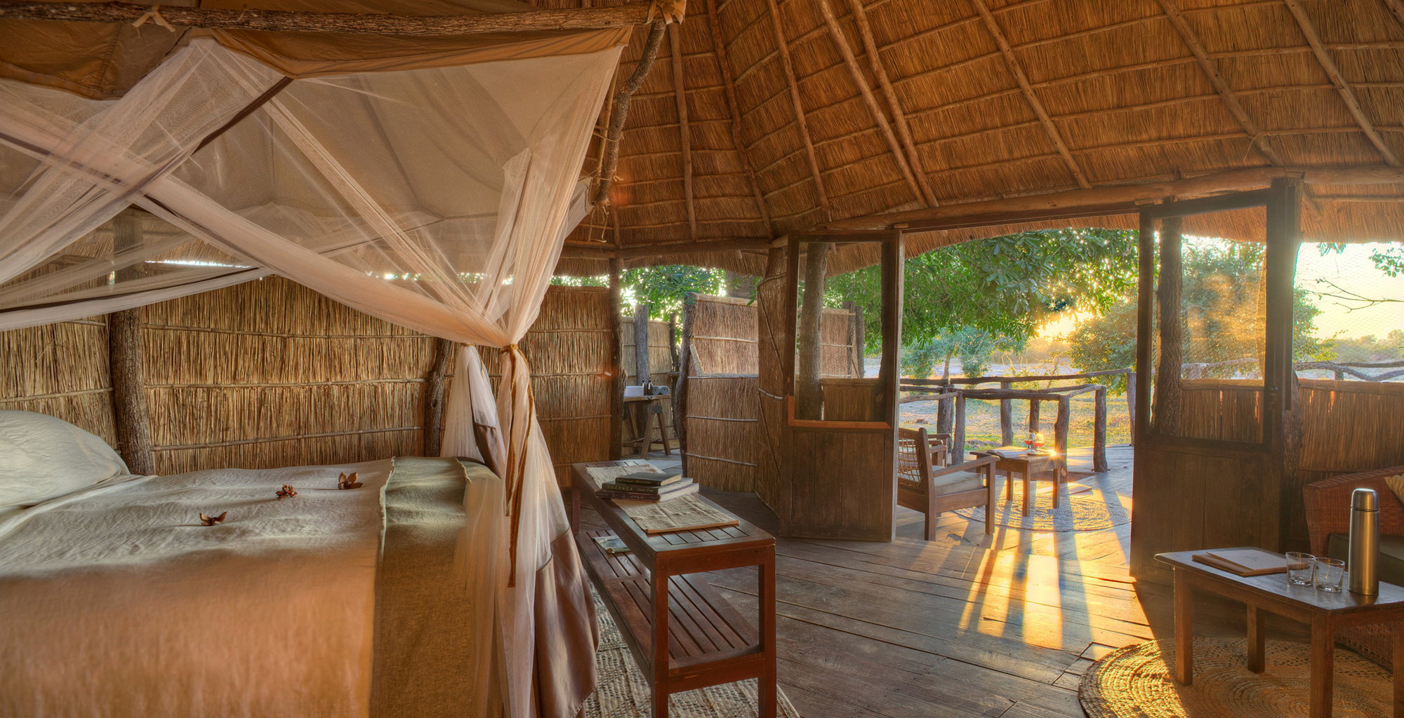 Zambia-Nsolo-Camp-Bedroom-View