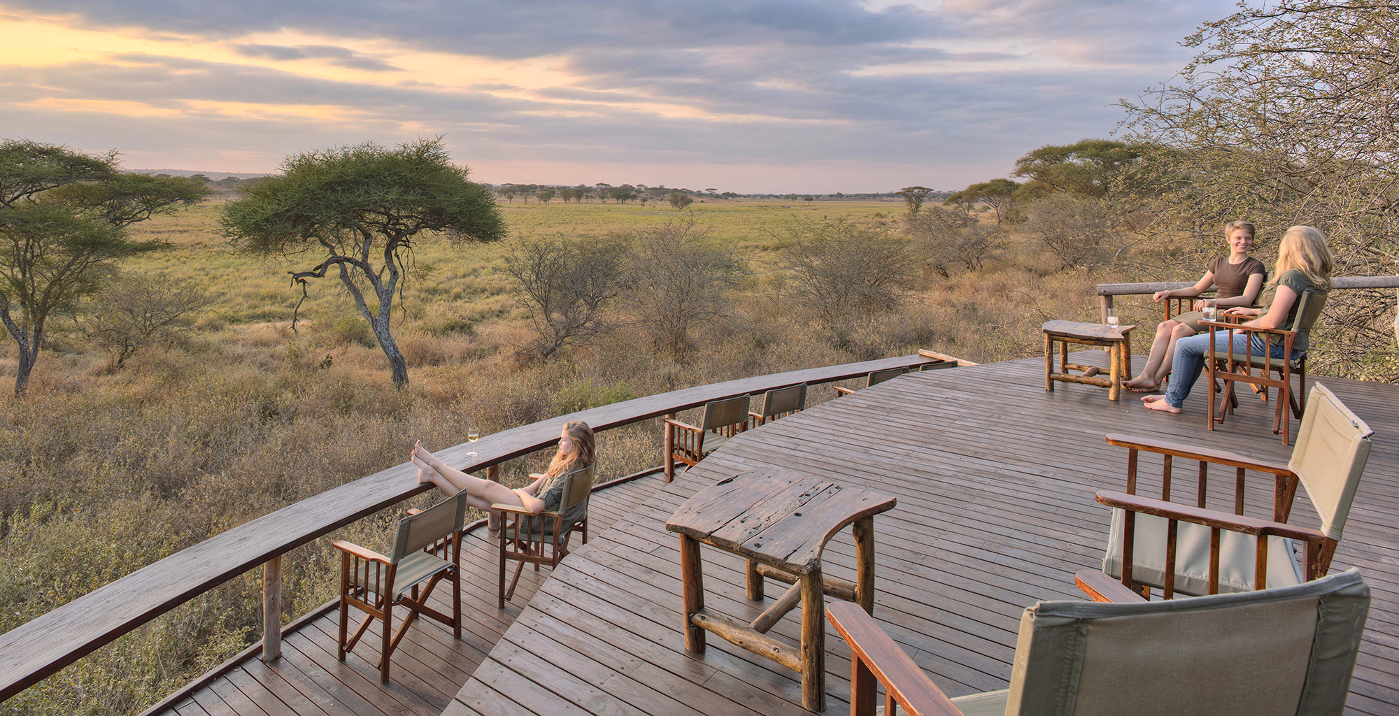 Tanzania-Olivers-Tented-Camp-Deck