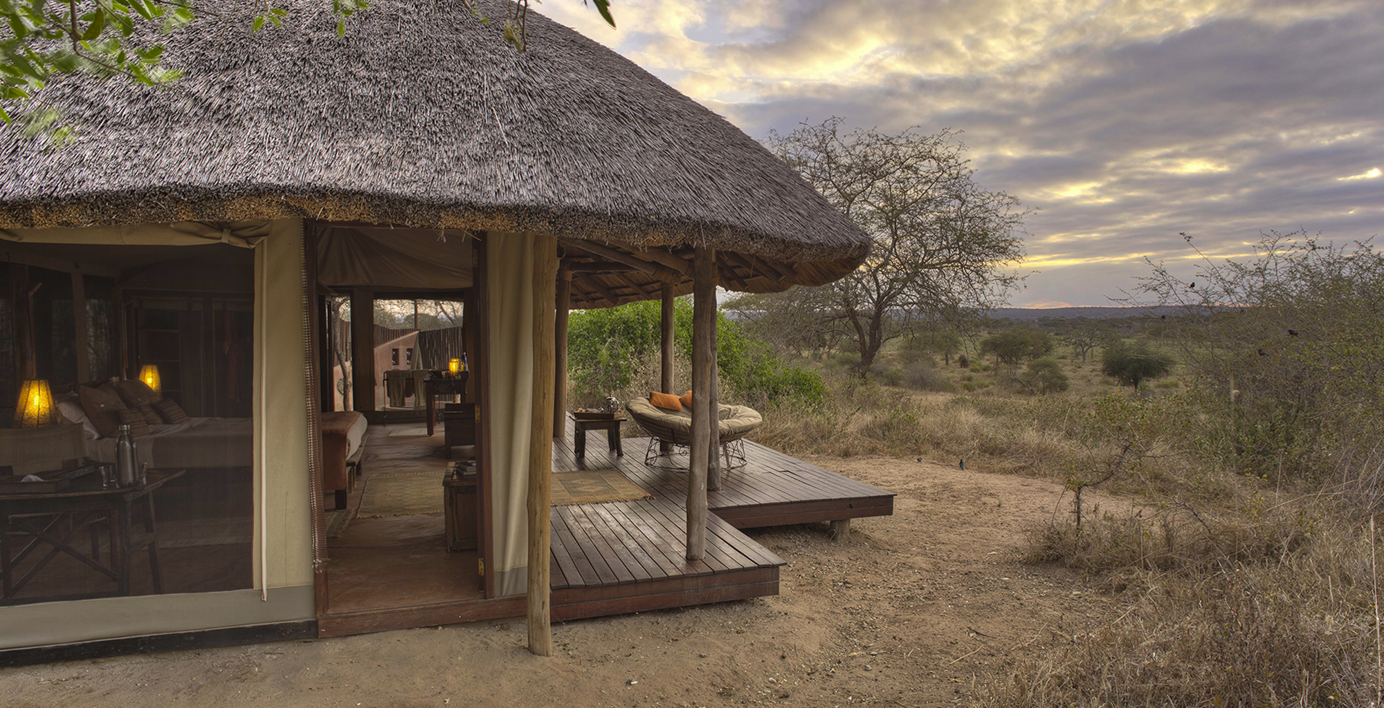 Tanzania-Olivers-Tented-Camp-Exterior