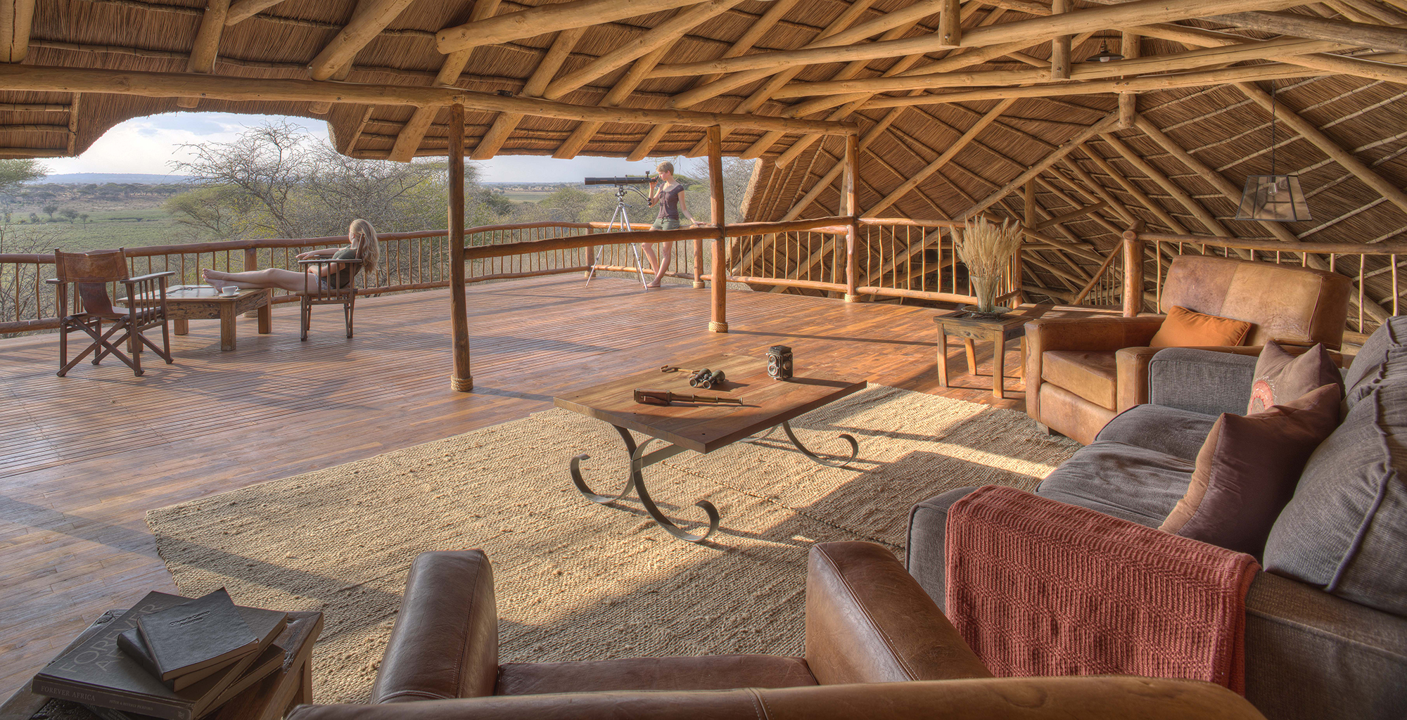 Tanzania-Olivers-Tented-Camp-Lounge-Deck