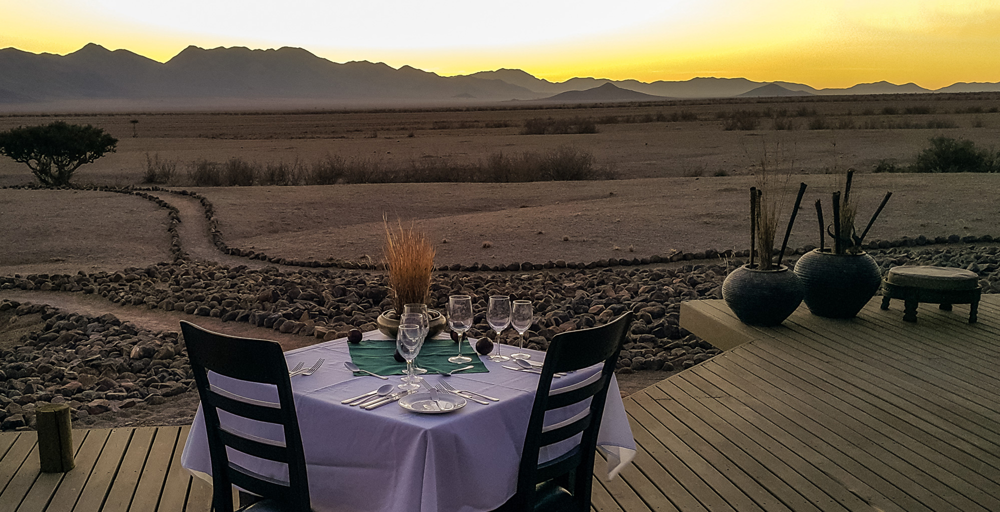 Namibia-Wolwedan-Boulder-Camp-Deck-View
