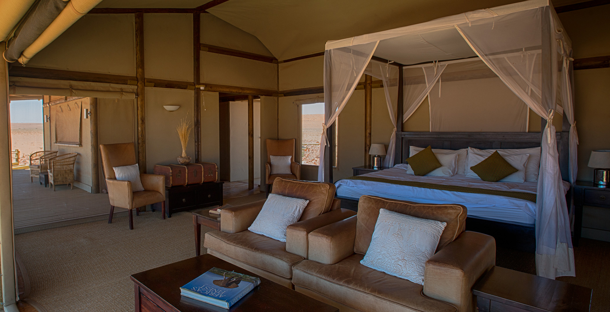 Namibia-Wolwedans-Private-Camp-Bedroom-Interior