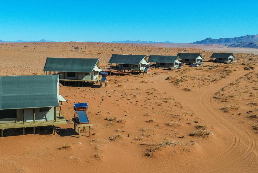 Namibia-Wolwedans-Dune-Camp-Aerial