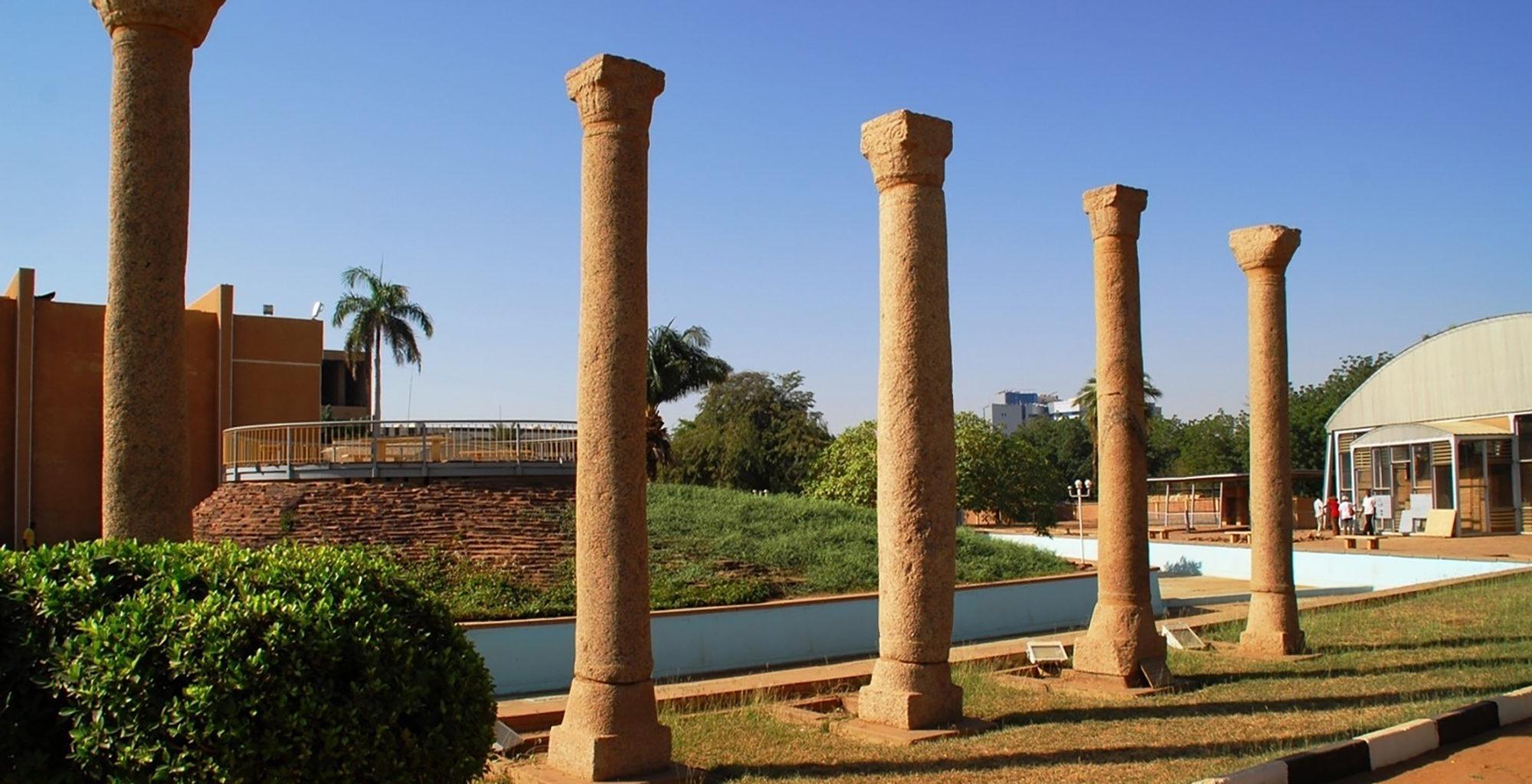 Sudan-Khartoum-Architecture