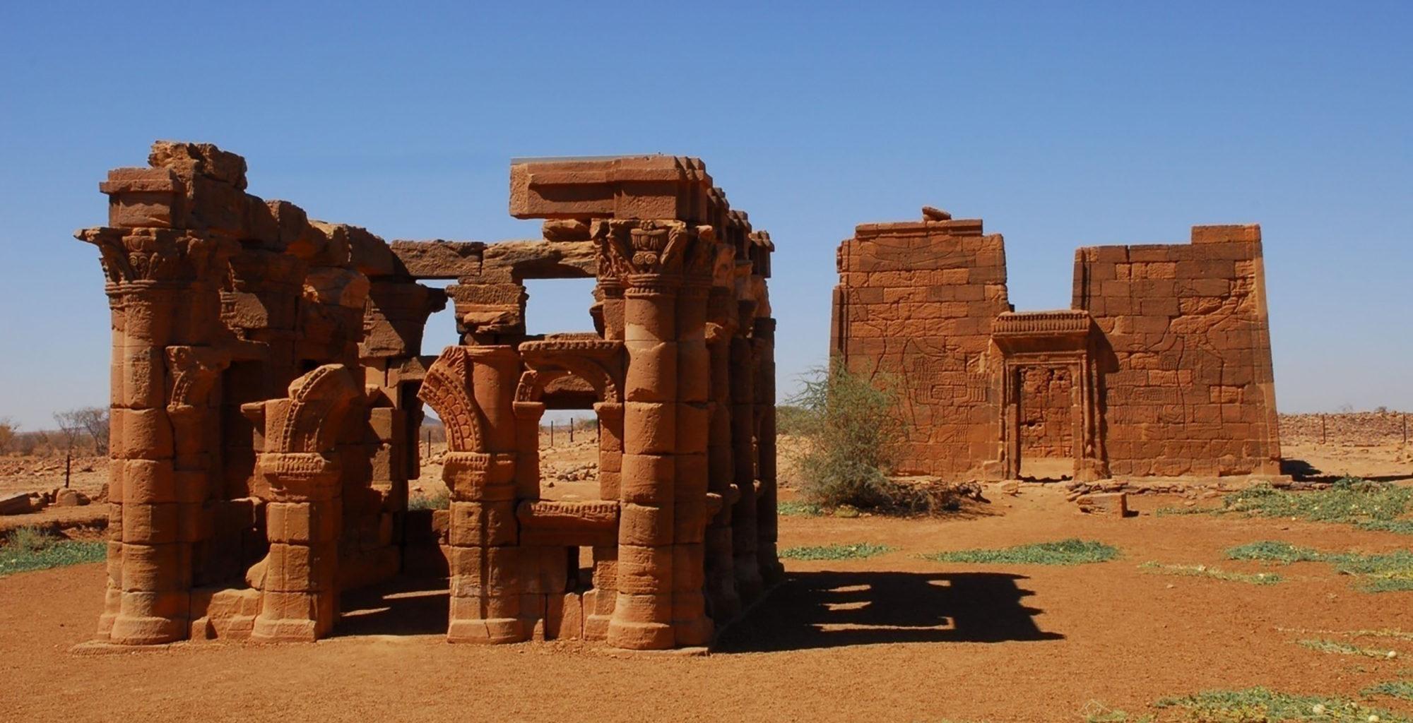 Sudan-Musawwarat-Architecture