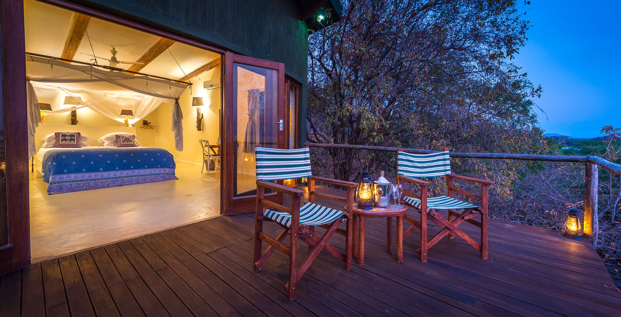 Lake-Malawi-Pumulani-Beach-Lodge-Bedroom-Exterior
